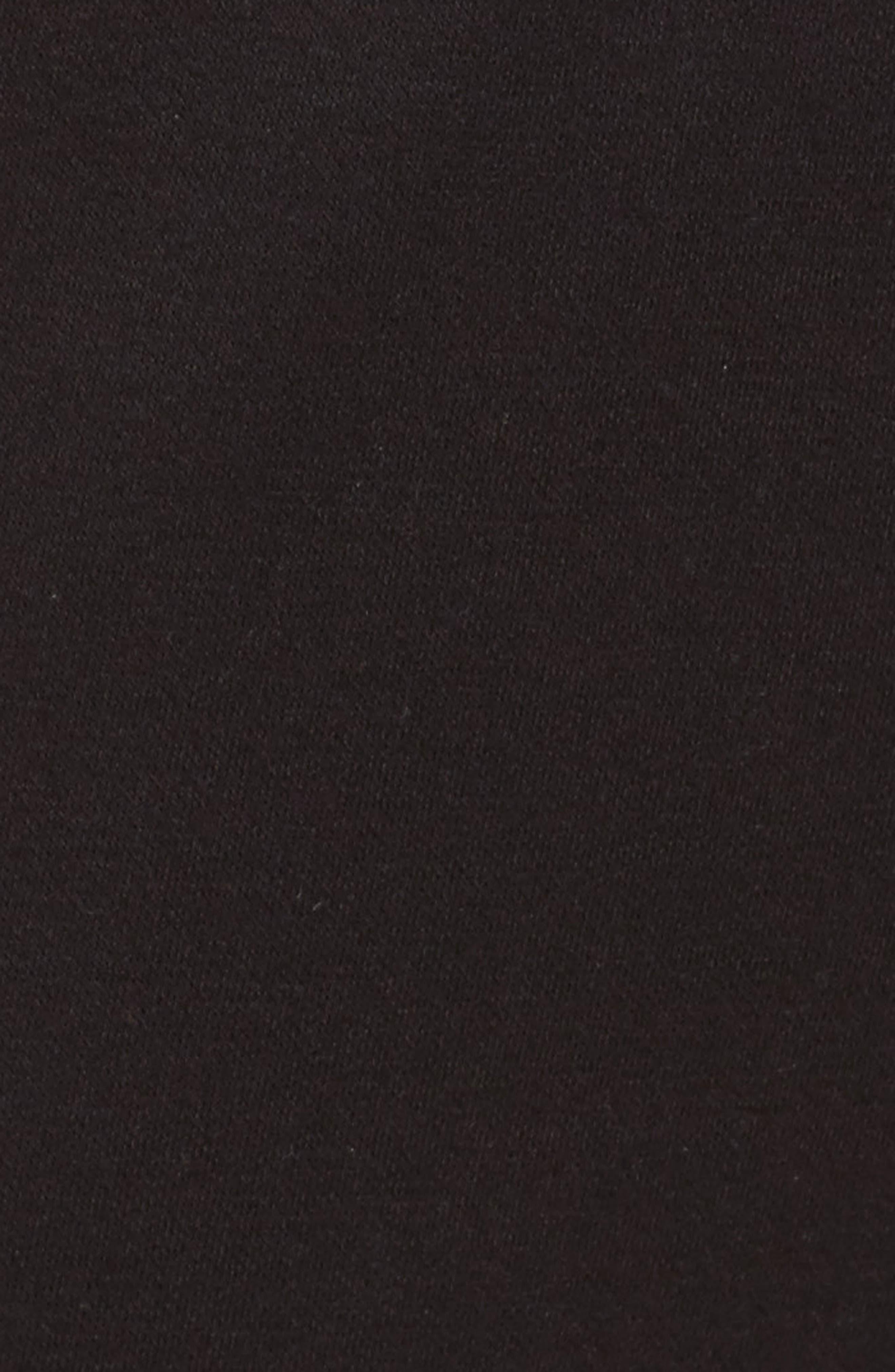 Beckett Track Pants,                             Alternate thumbnail 6, color,                             Black