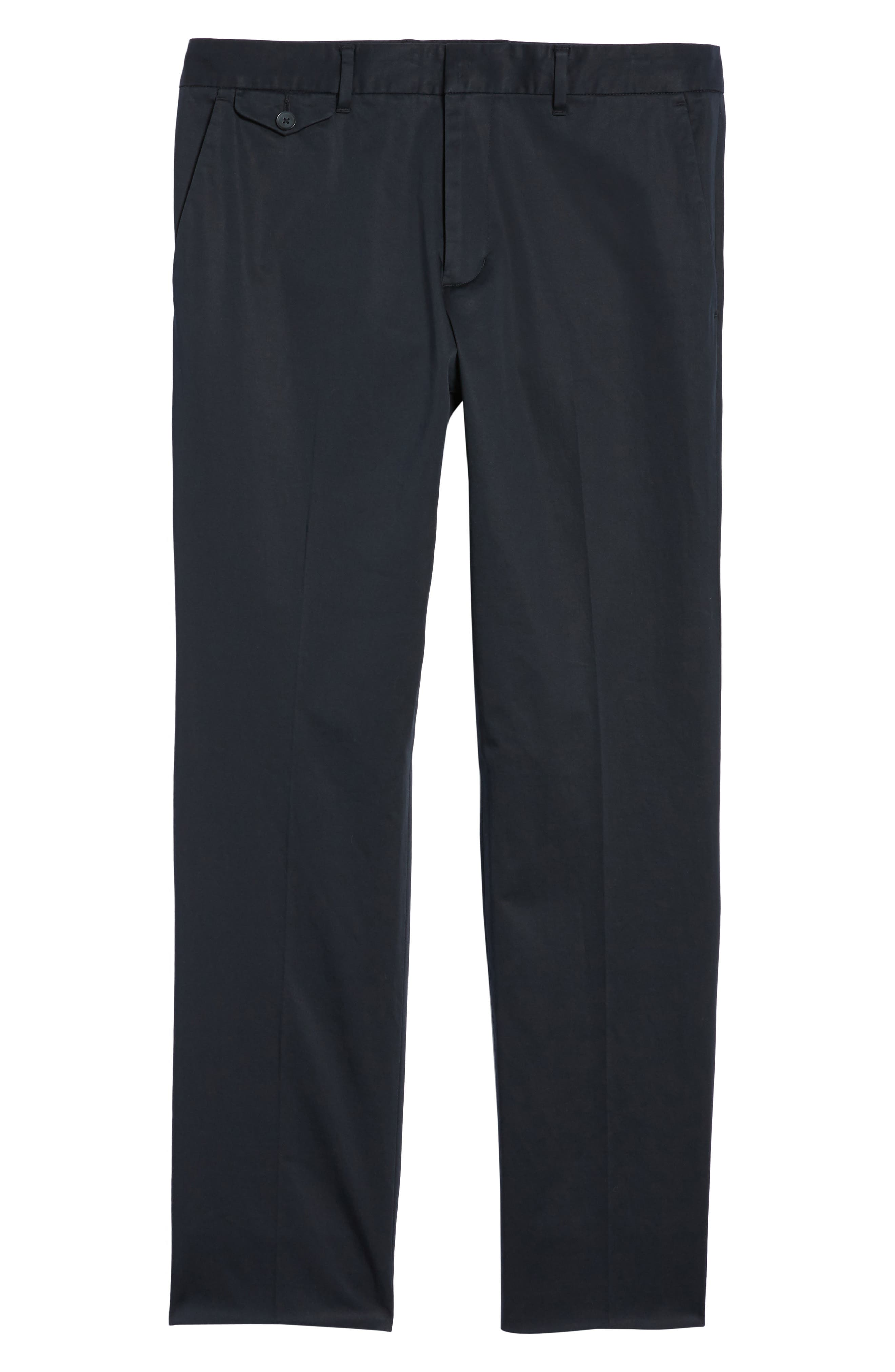 Alternate Image 6  - Vince Officer Flat Front Chino Pants