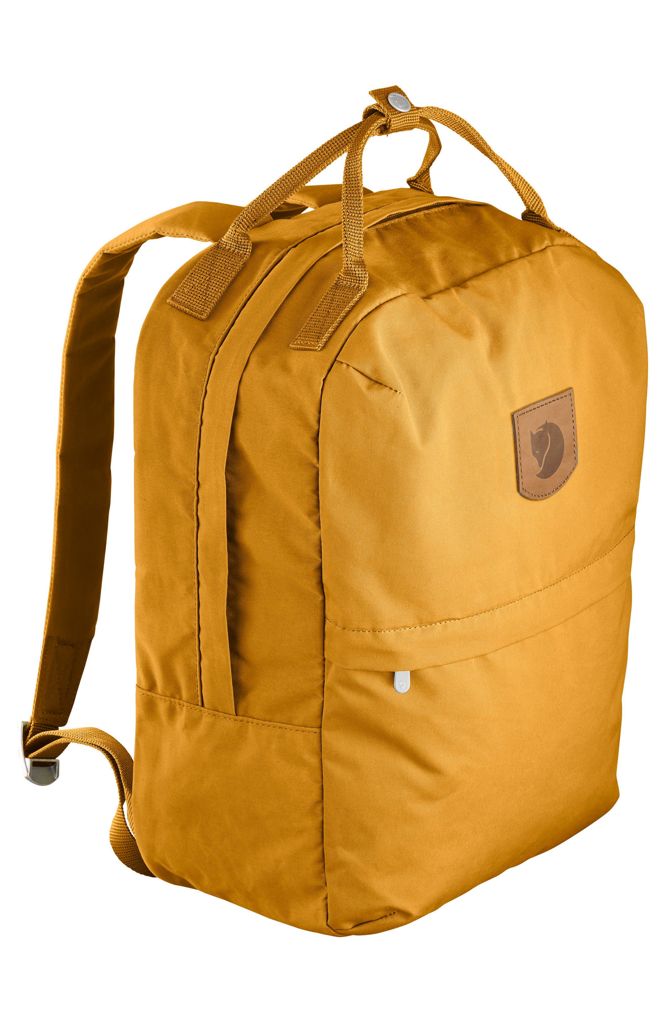 Greenland Backpack,                             Alternate thumbnail 3, color,                             Dandelion