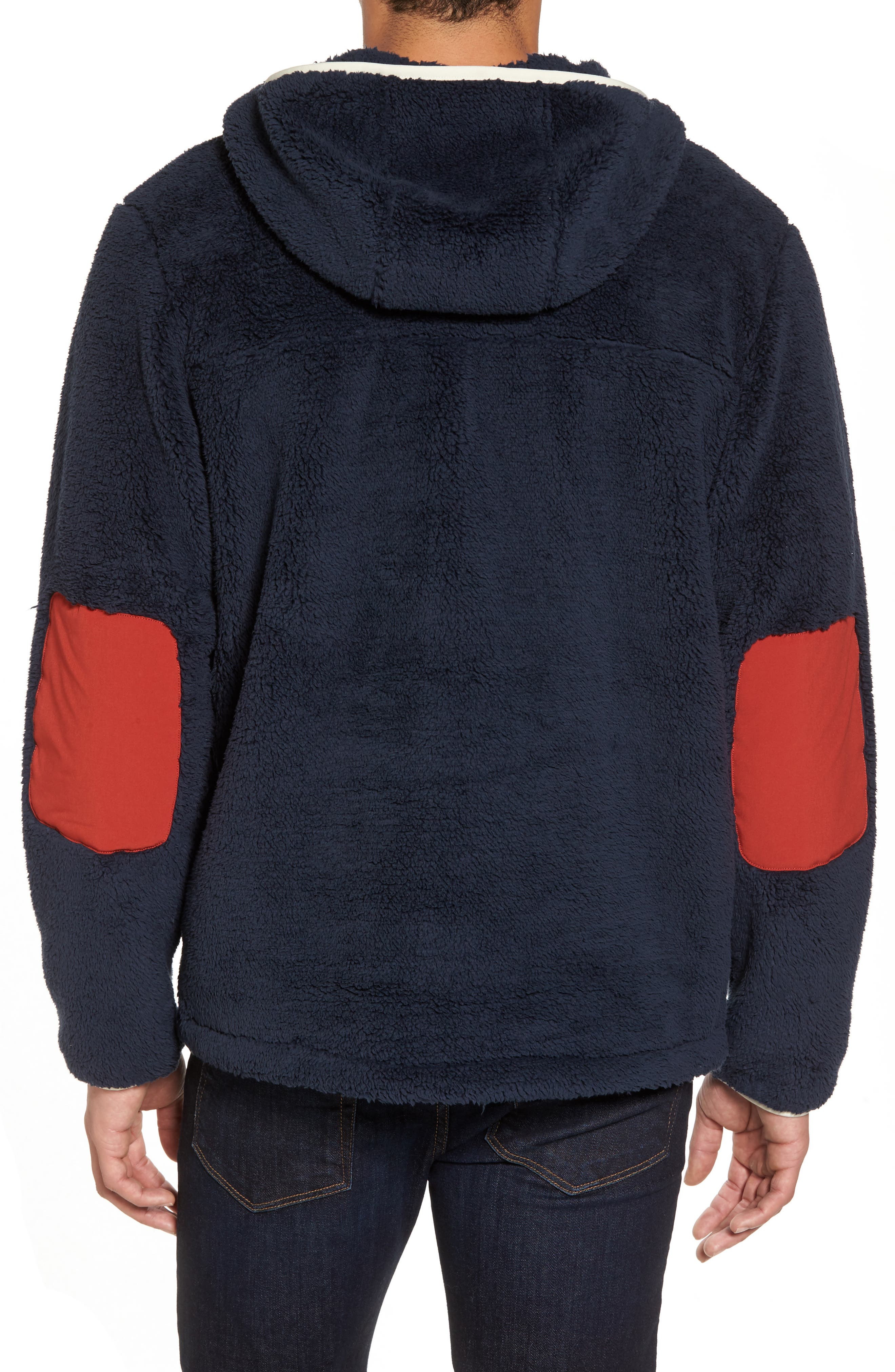 Alternate Image 2  - The North Face Campshire High Pile Fleece Pullover Hoodie