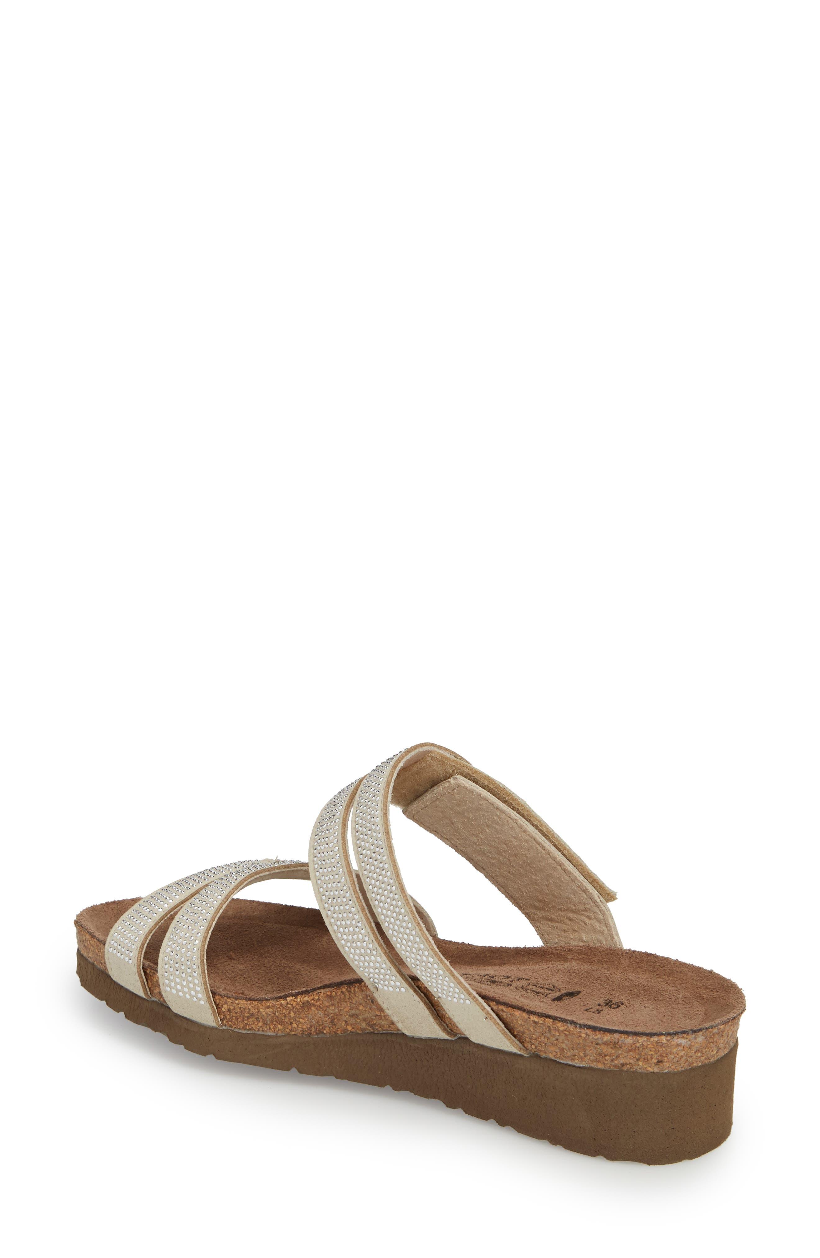 Alternate Image 2  - Naot Ainsley Studded Slide Sandal (Women)