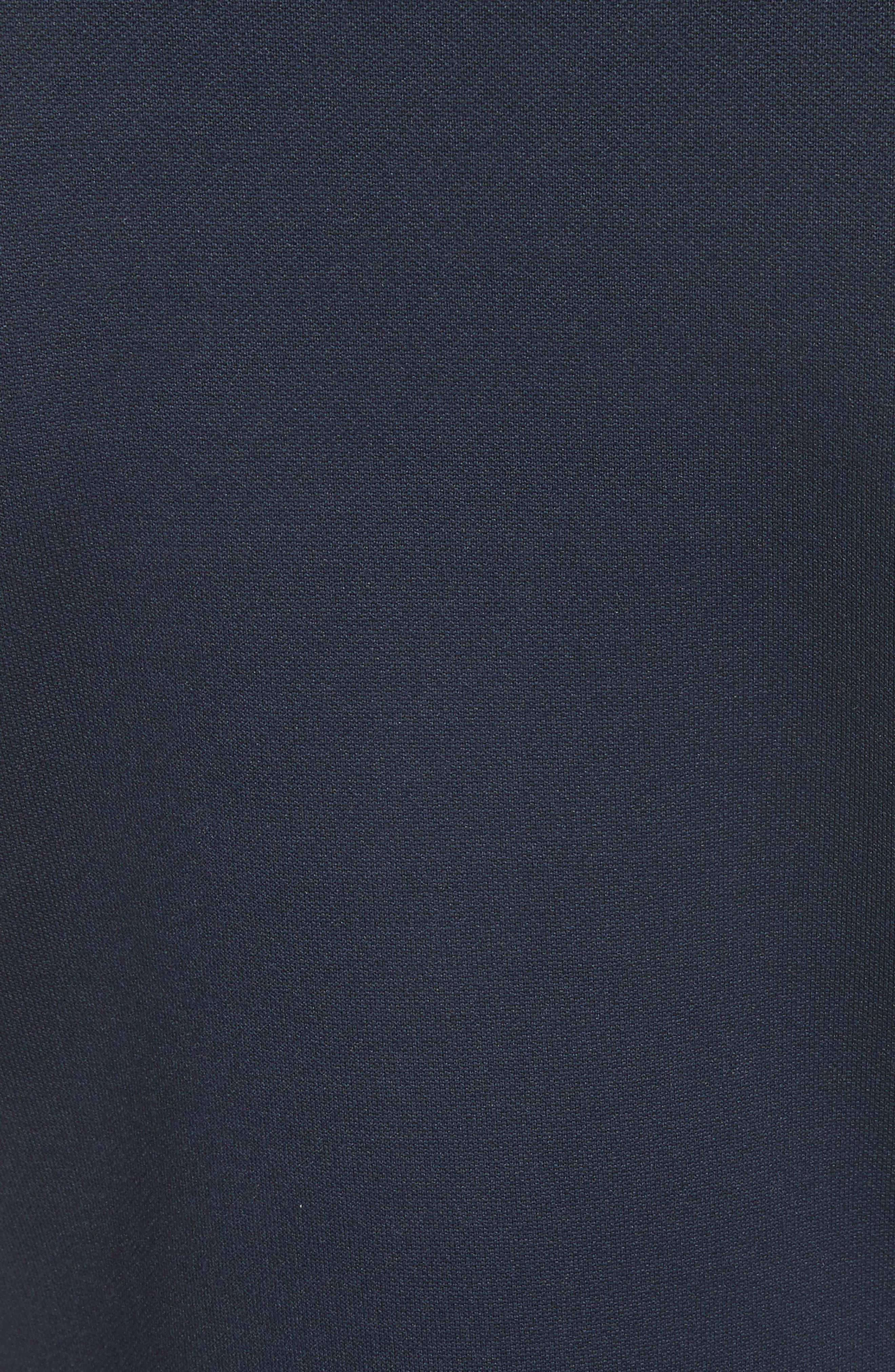 Sleeveless Track Dress,                             Alternate thumbnail 6, color,                             Tory Navy