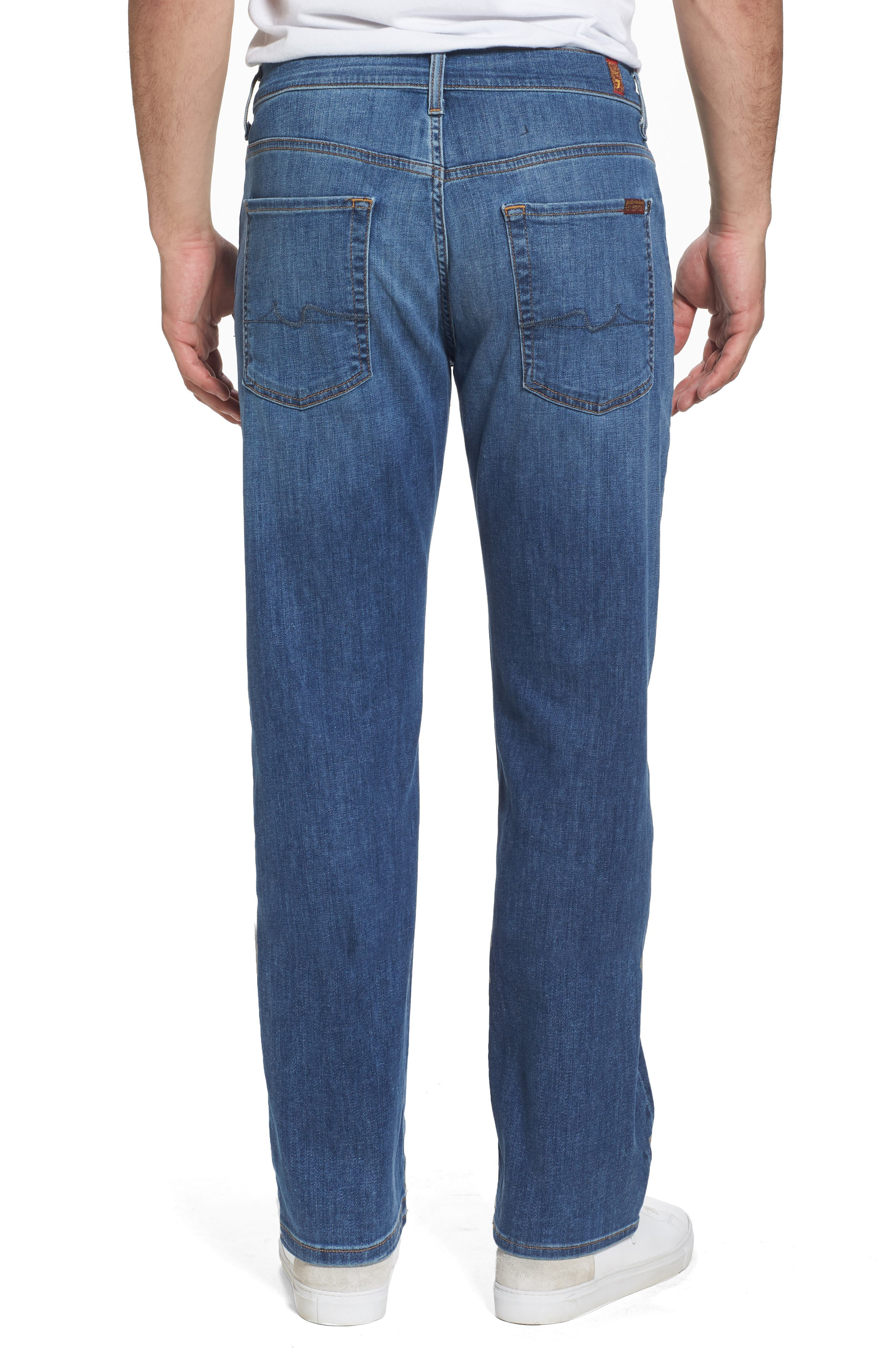 Austyn Relaxed Fit Jeans,                             Alternate thumbnail 2, color,                             Rain Shadow