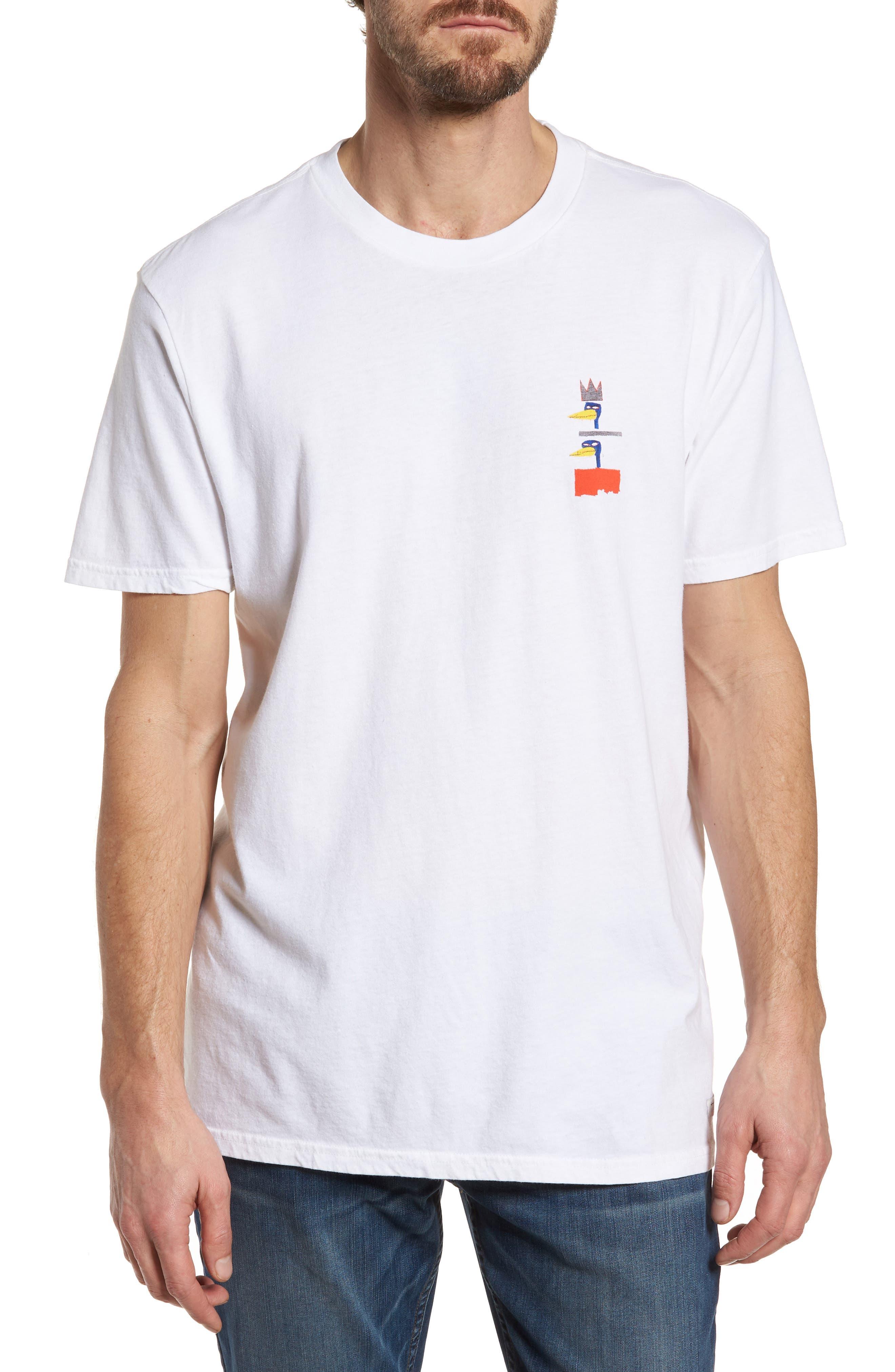 Main Image - Billabong x Warhol Dos Cabezas T-Shirt