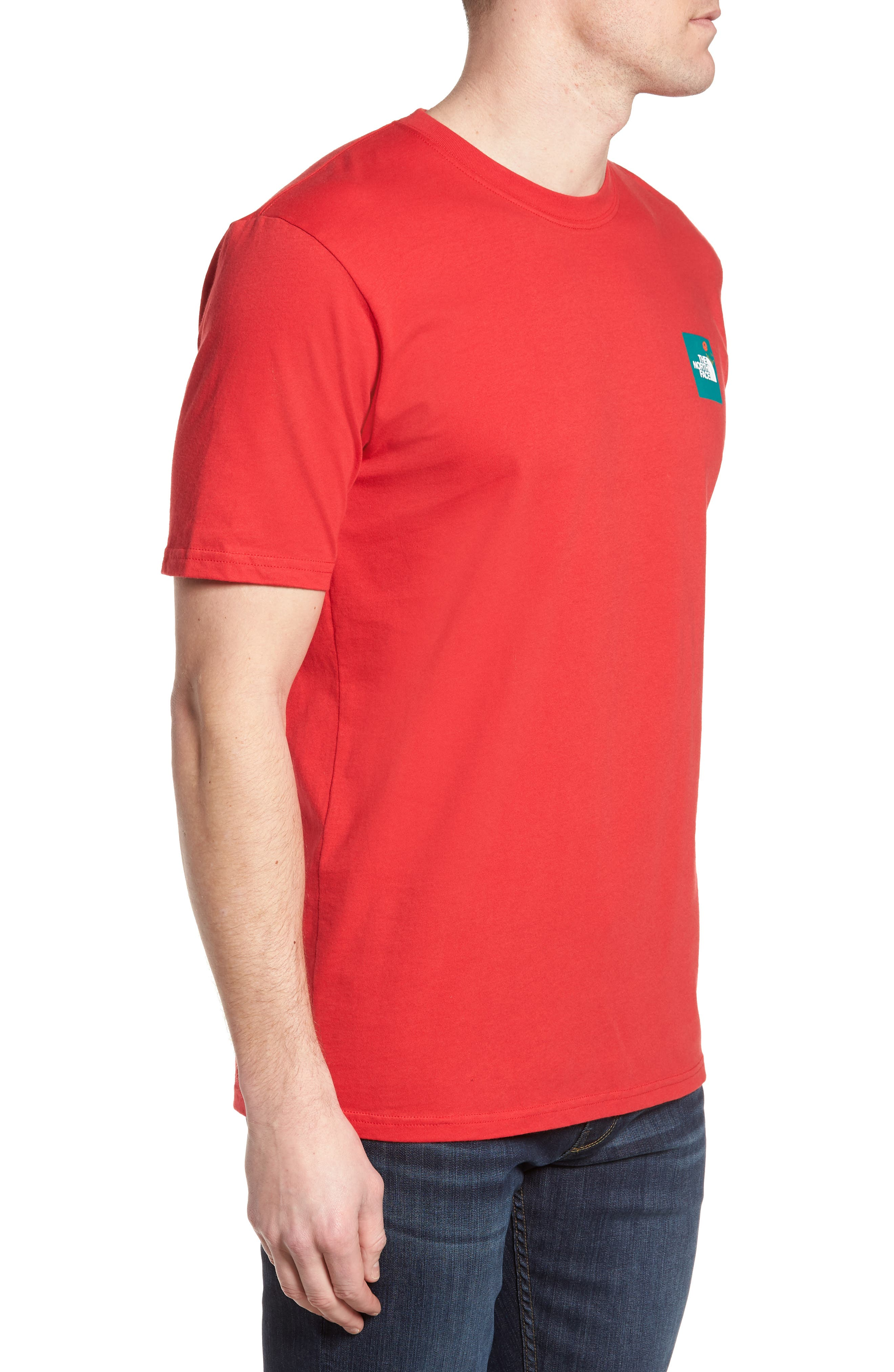 Alternate Image 9  - The North Face Graphic Unisex T-Shirt