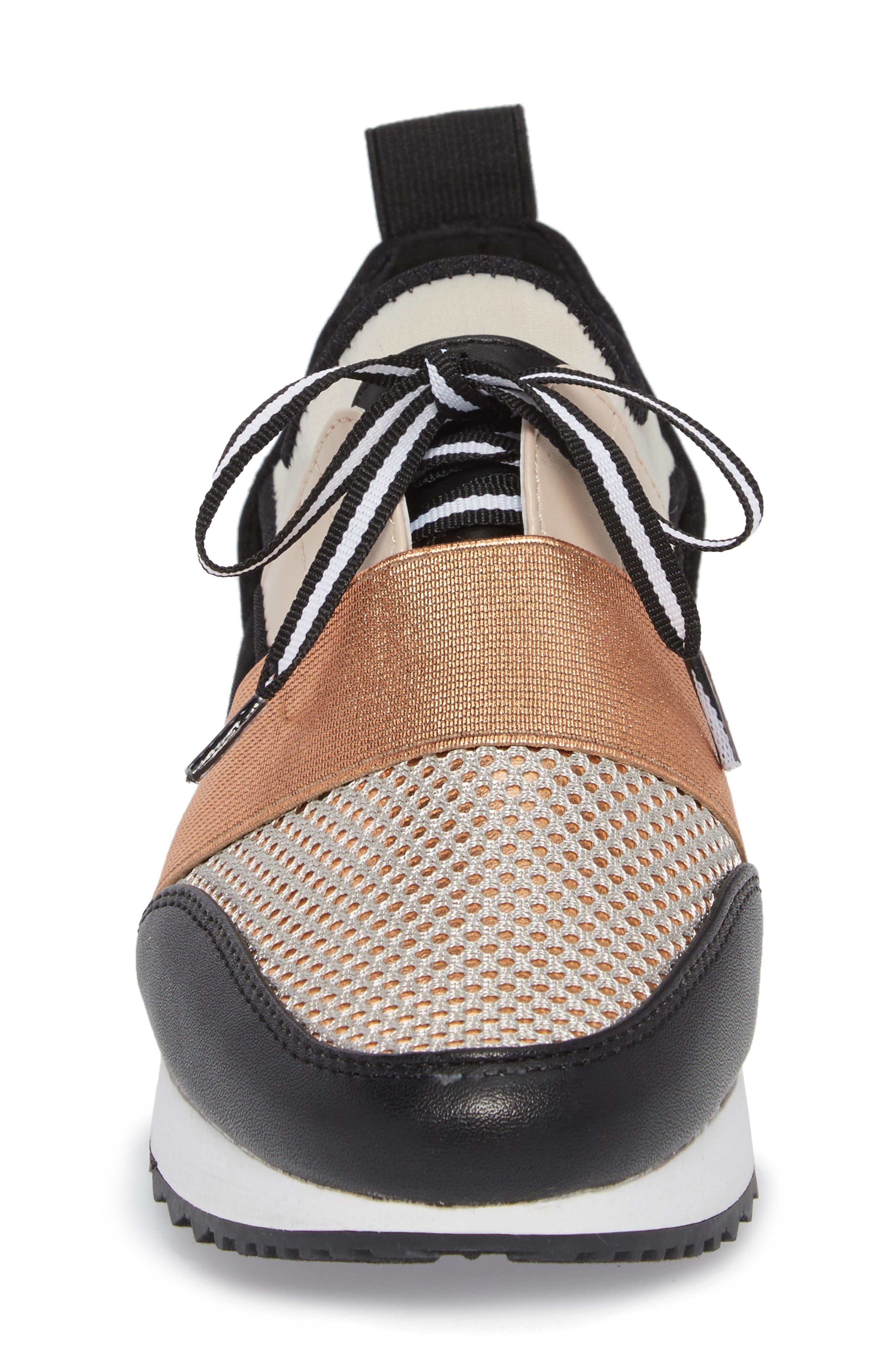 Alternate Image 4  - Steve Madden Arctic Sneaker (Women)