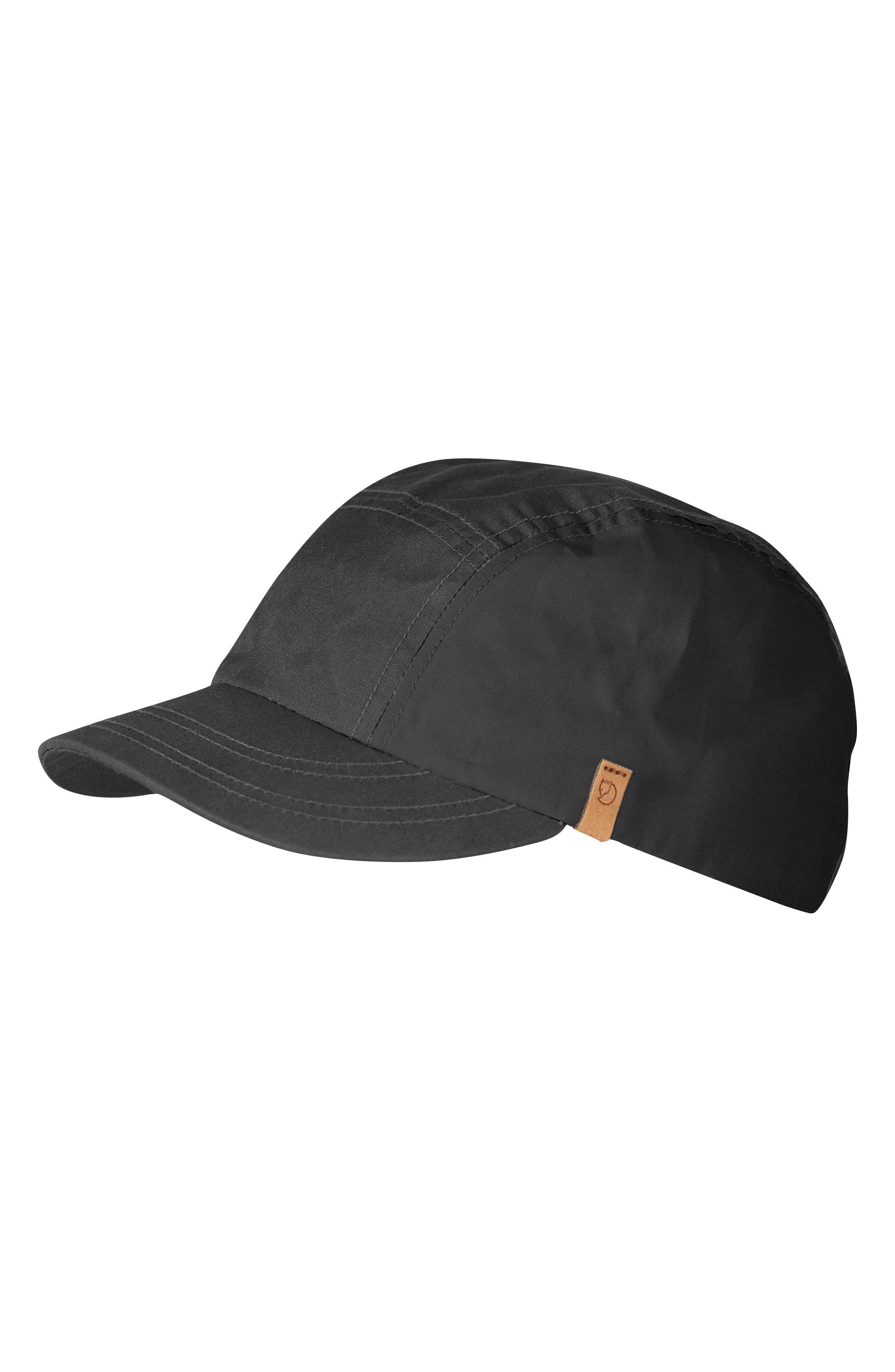 Keb Five-Panel Trekking Cap,                         Main,                         color, Dark Grey