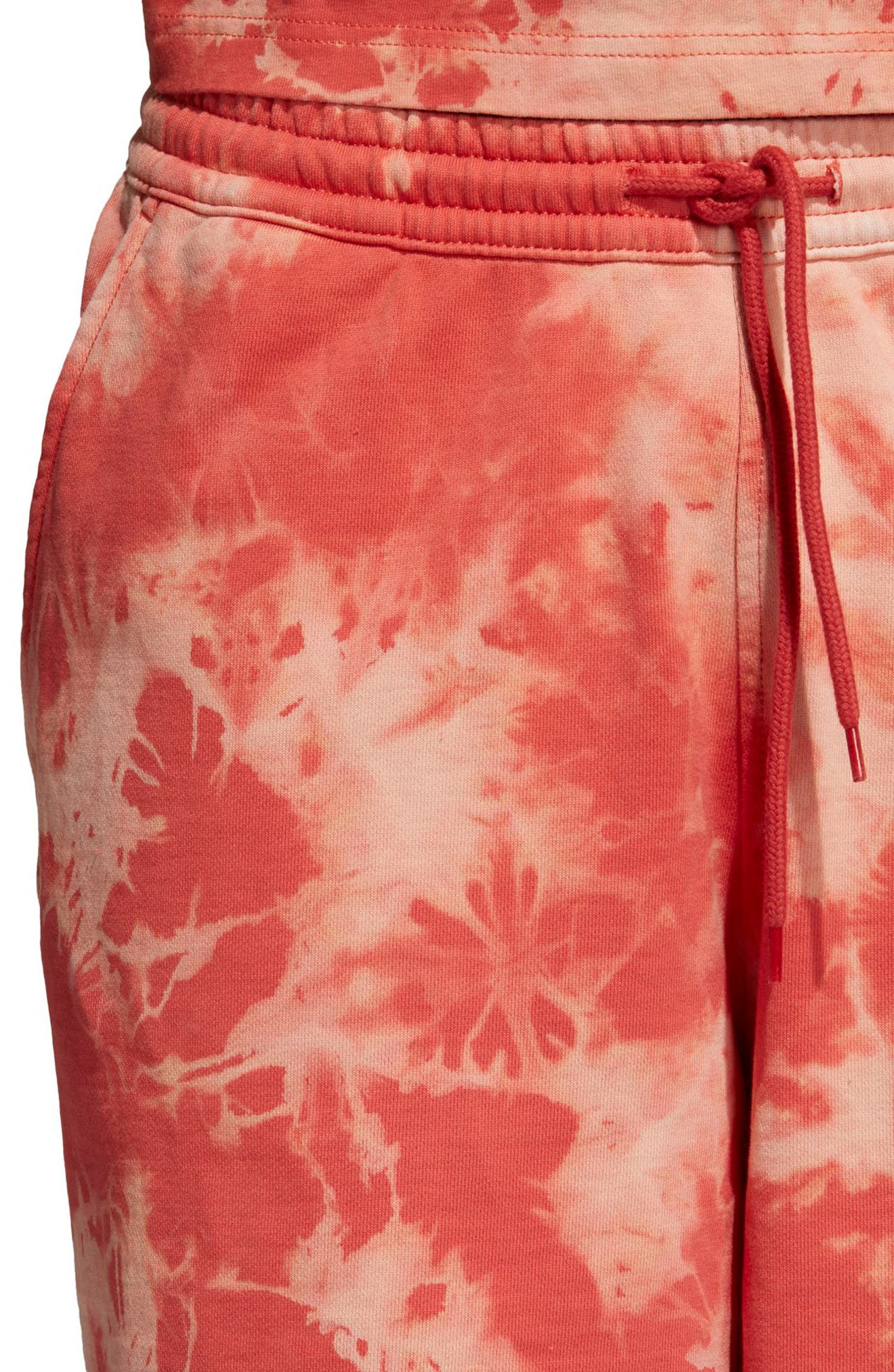 Tie Dye Shorts,                             Alternate thumbnail 4, color,                             Trasca