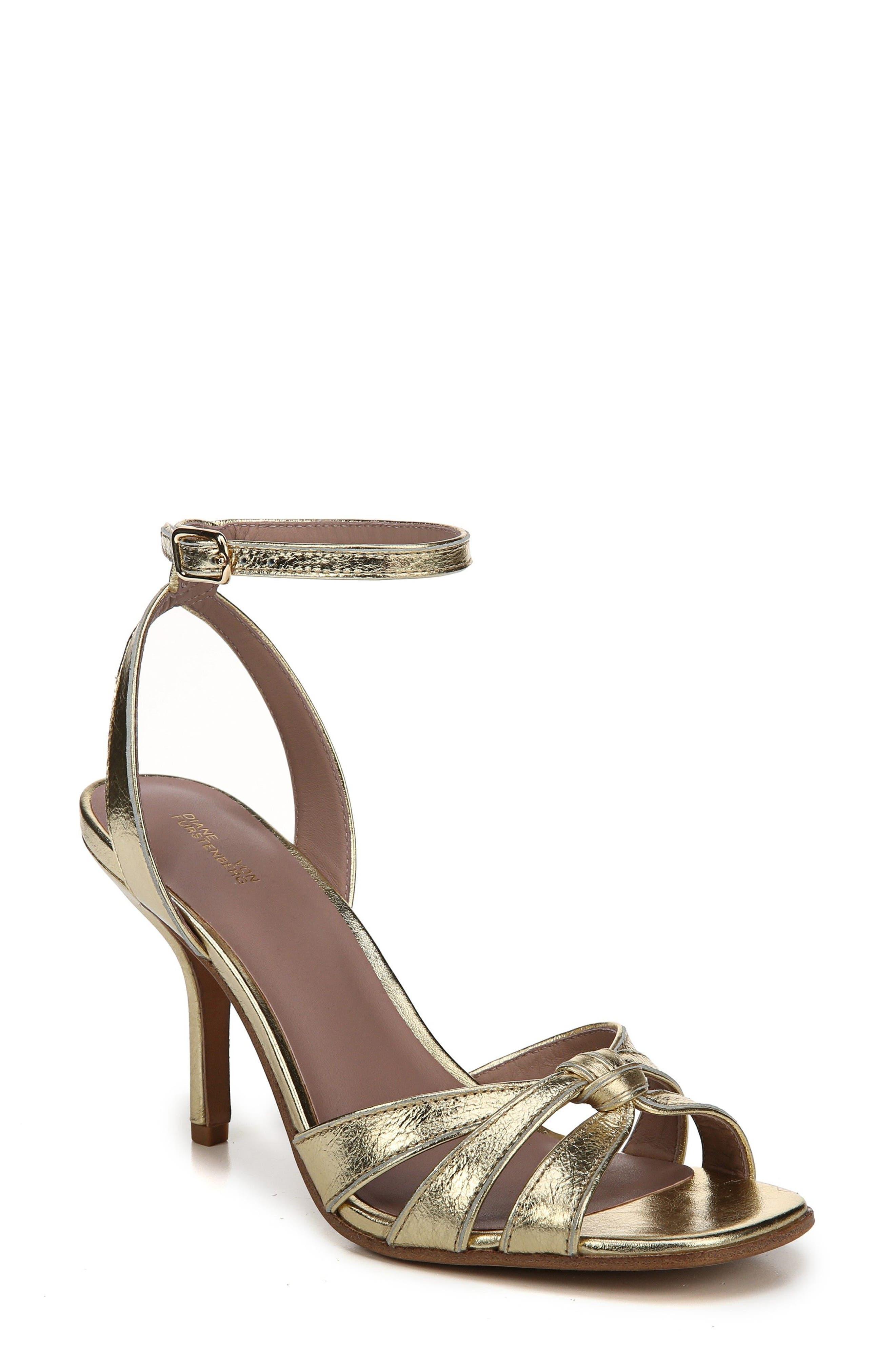 Diane von Furstenberg Felicity Knotted Sandal (Women)