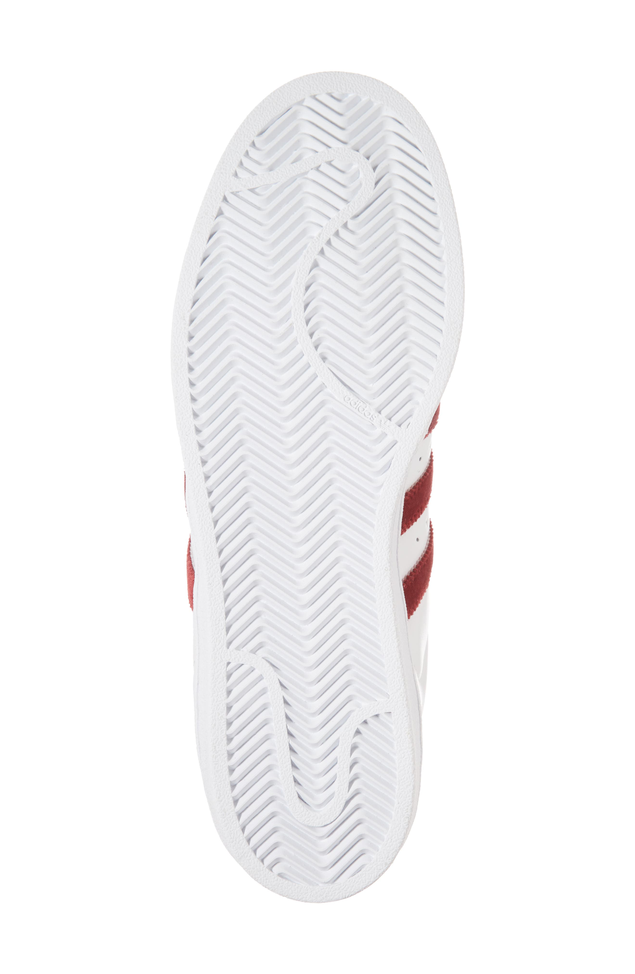 Alternate Image 6  - adidas Superstar Sneaker