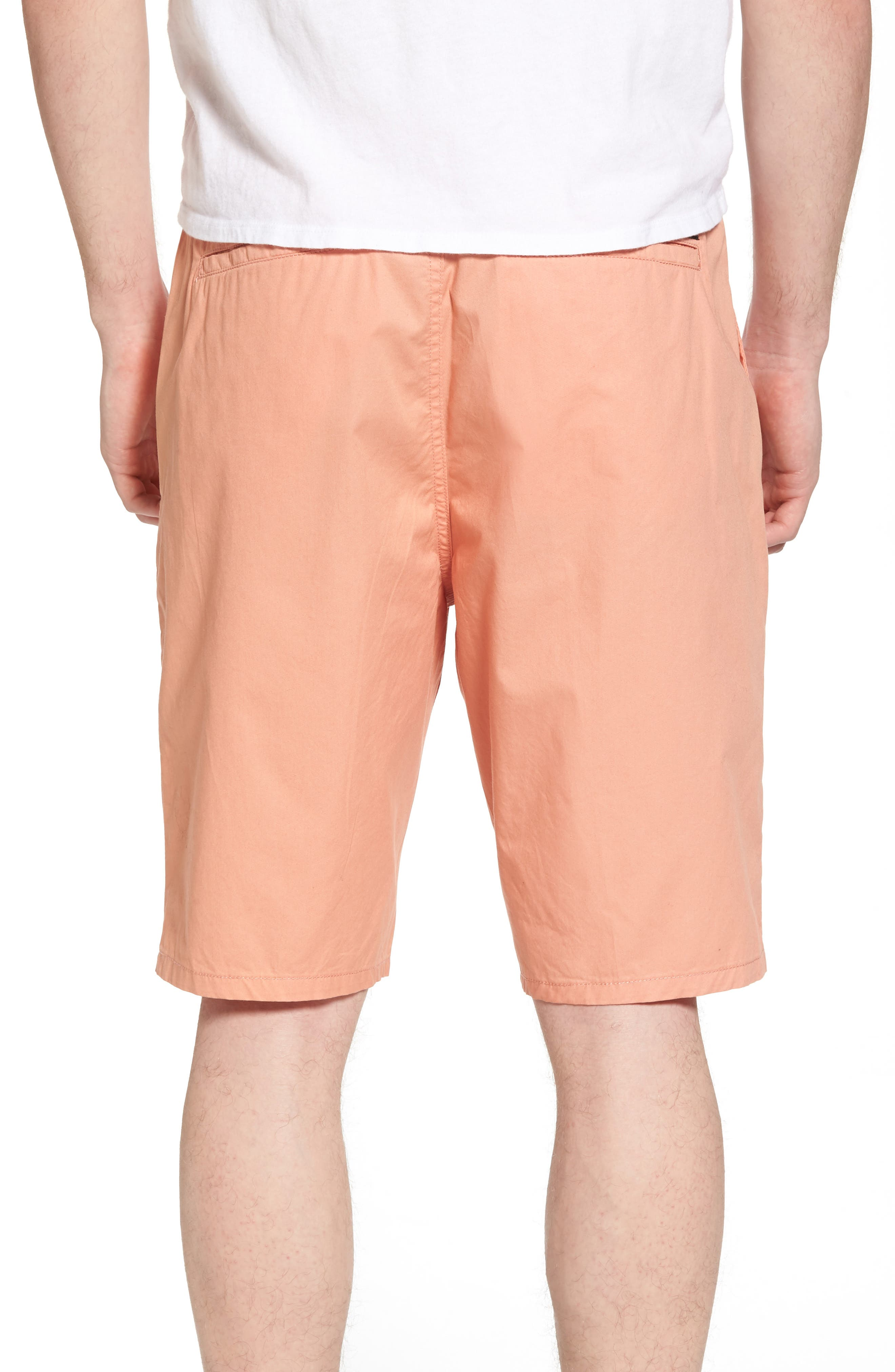 Straggler Light Shorts,                             Alternate thumbnail 2, color,                             Dusty Rose