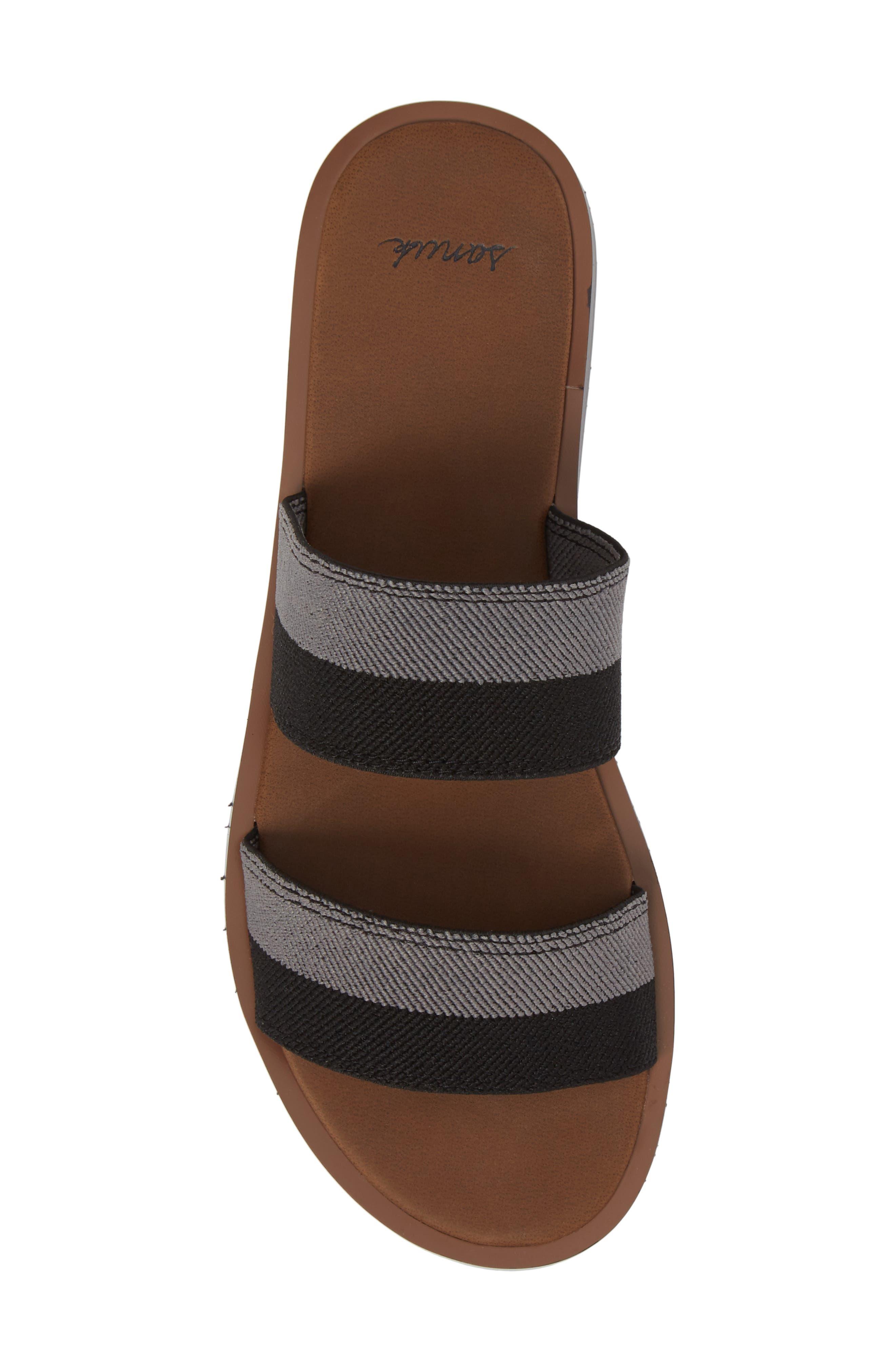 Alternate Image 5  - Sanuk Yoga Gora Gora Slide Sandal (Women)