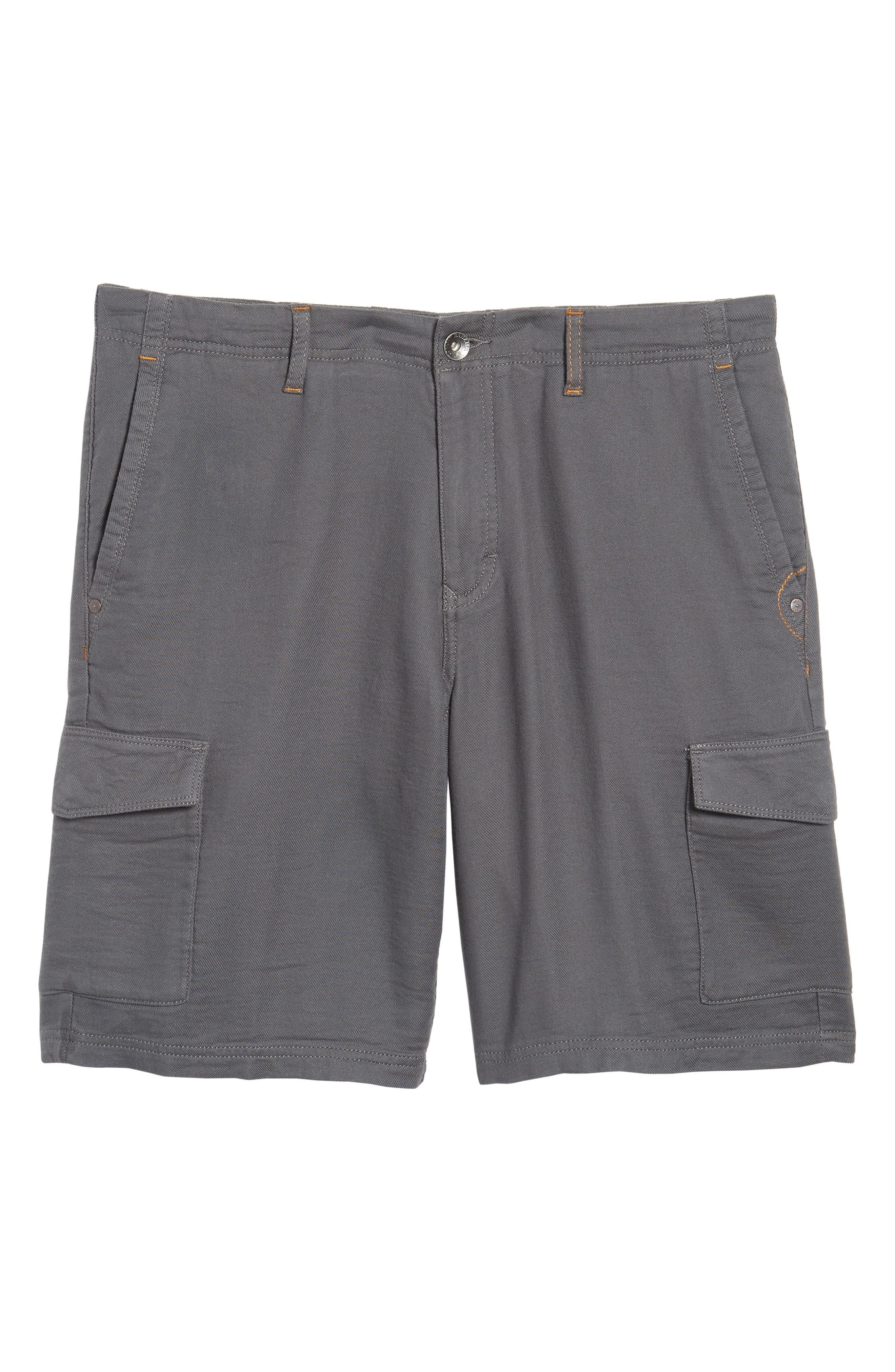Alternate Image 6  - Tommy Bahama Edgewood Cargo Shorts