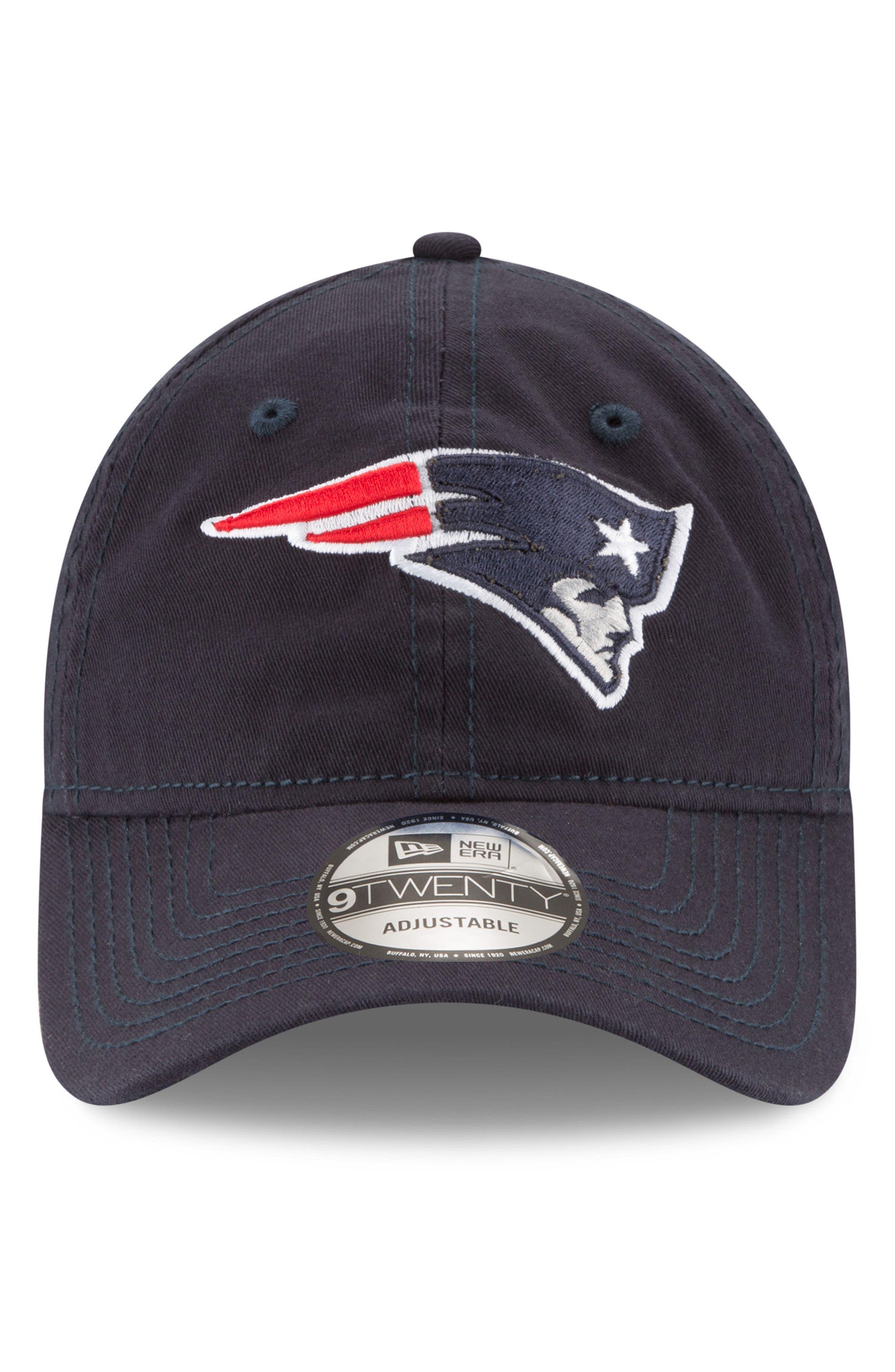 NFL Super Bowl LII Cap,                             Alternate thumbnail 3, color,                             New England Patriots