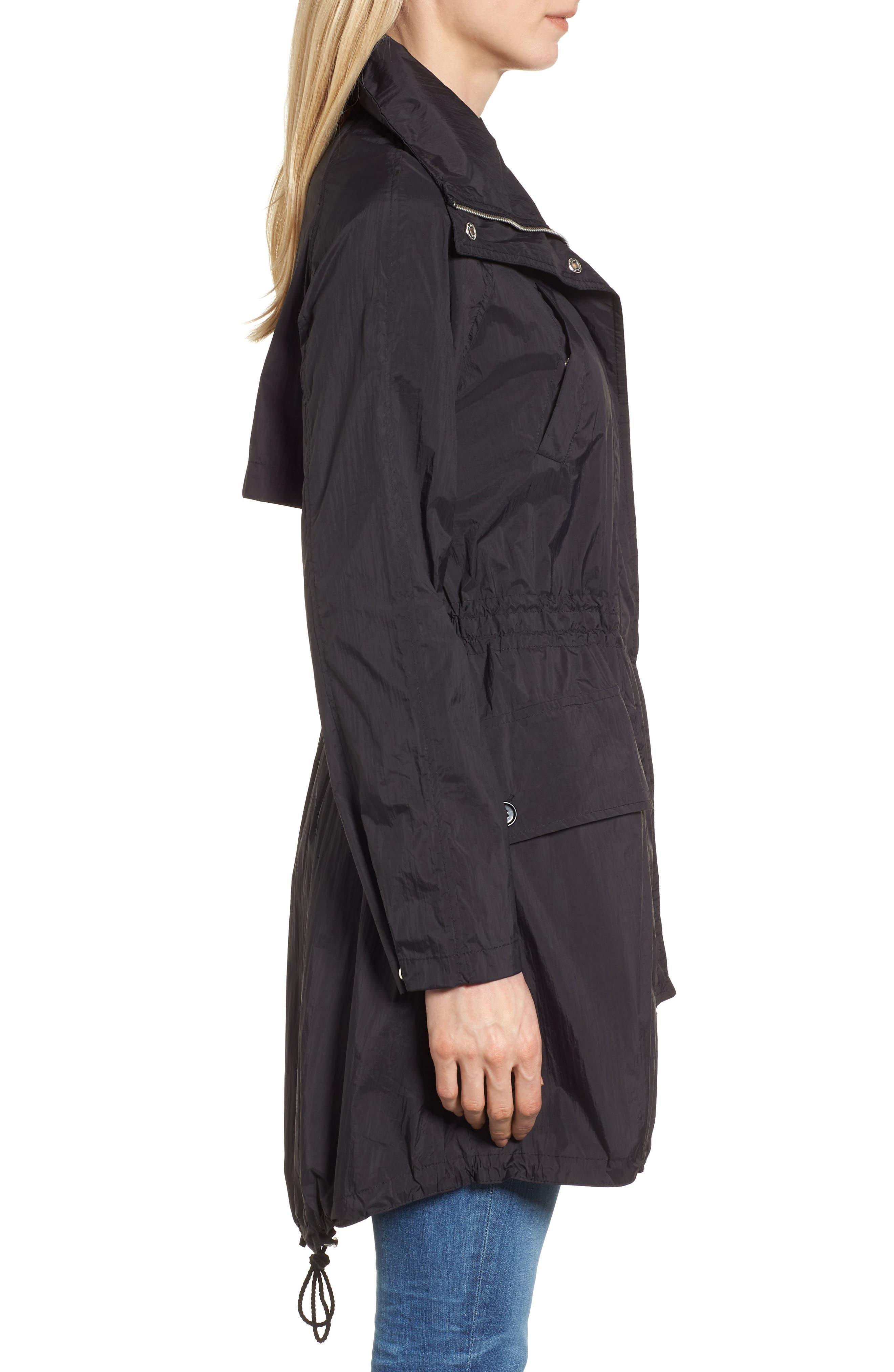 Alternate Image 3  - Sam Edelman Crinkle Anorak Jacket