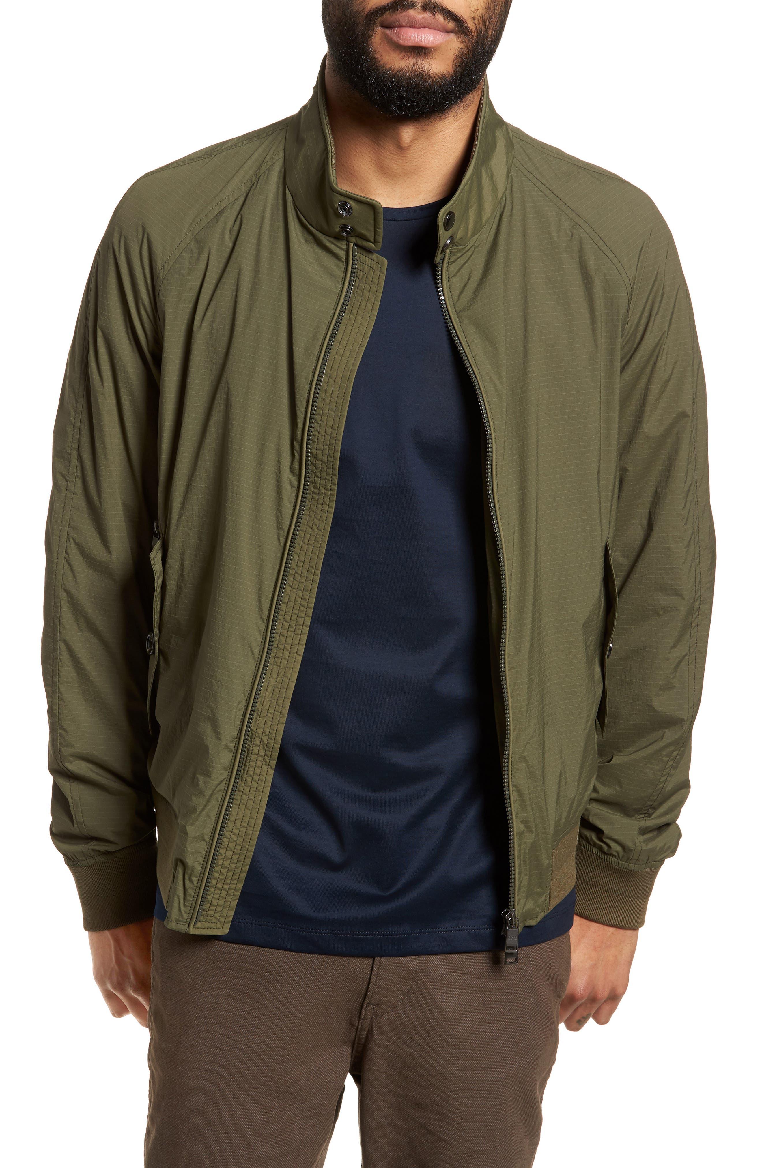 Main Image - BOSS Camdan Ripstop Jacket