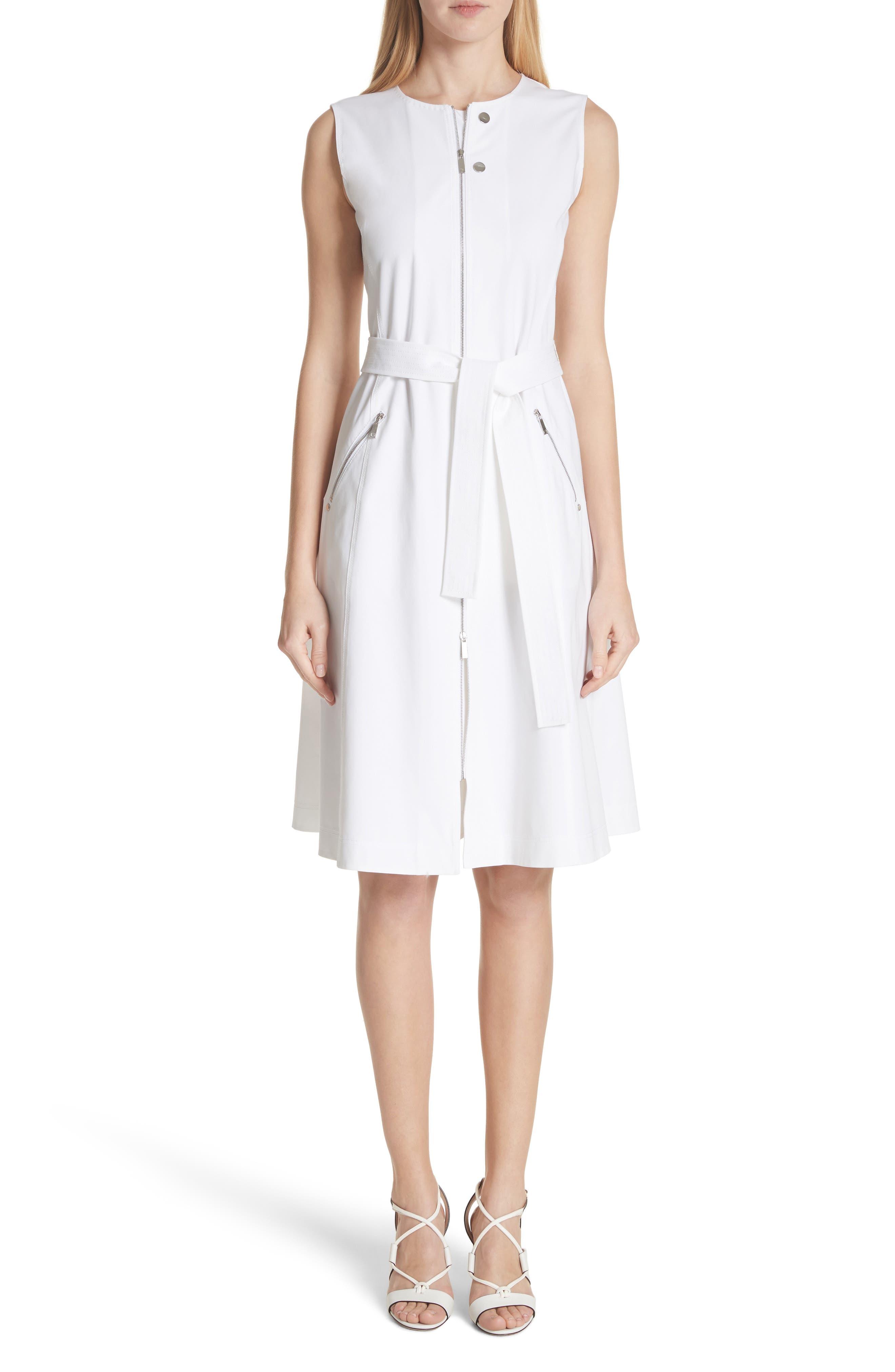Lafayette 148 New York Karsyn Fit & Flare Dress