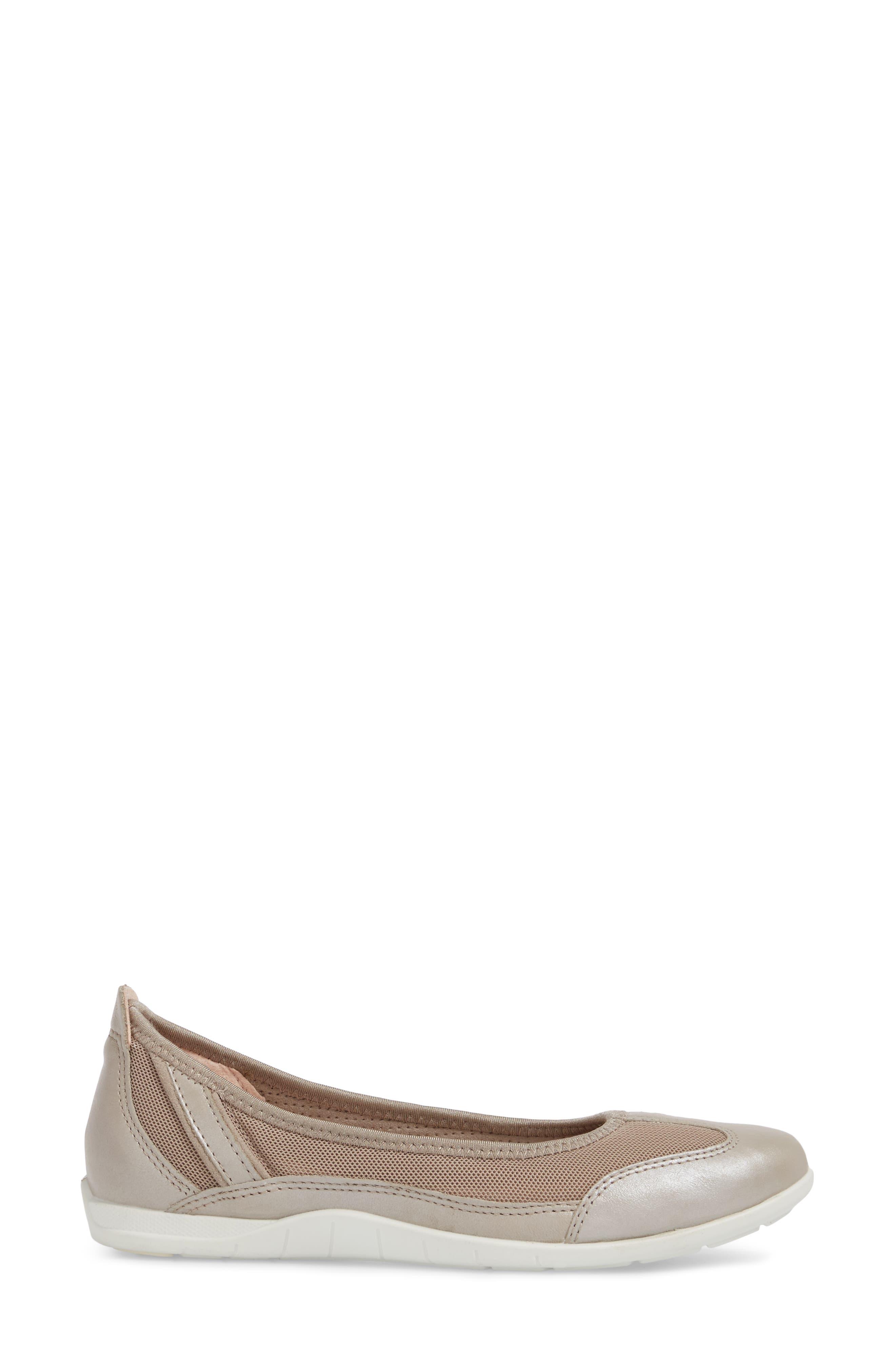 Alternate Image 3  - ECCO 'Bluma' Ballet Sneaker (Women)