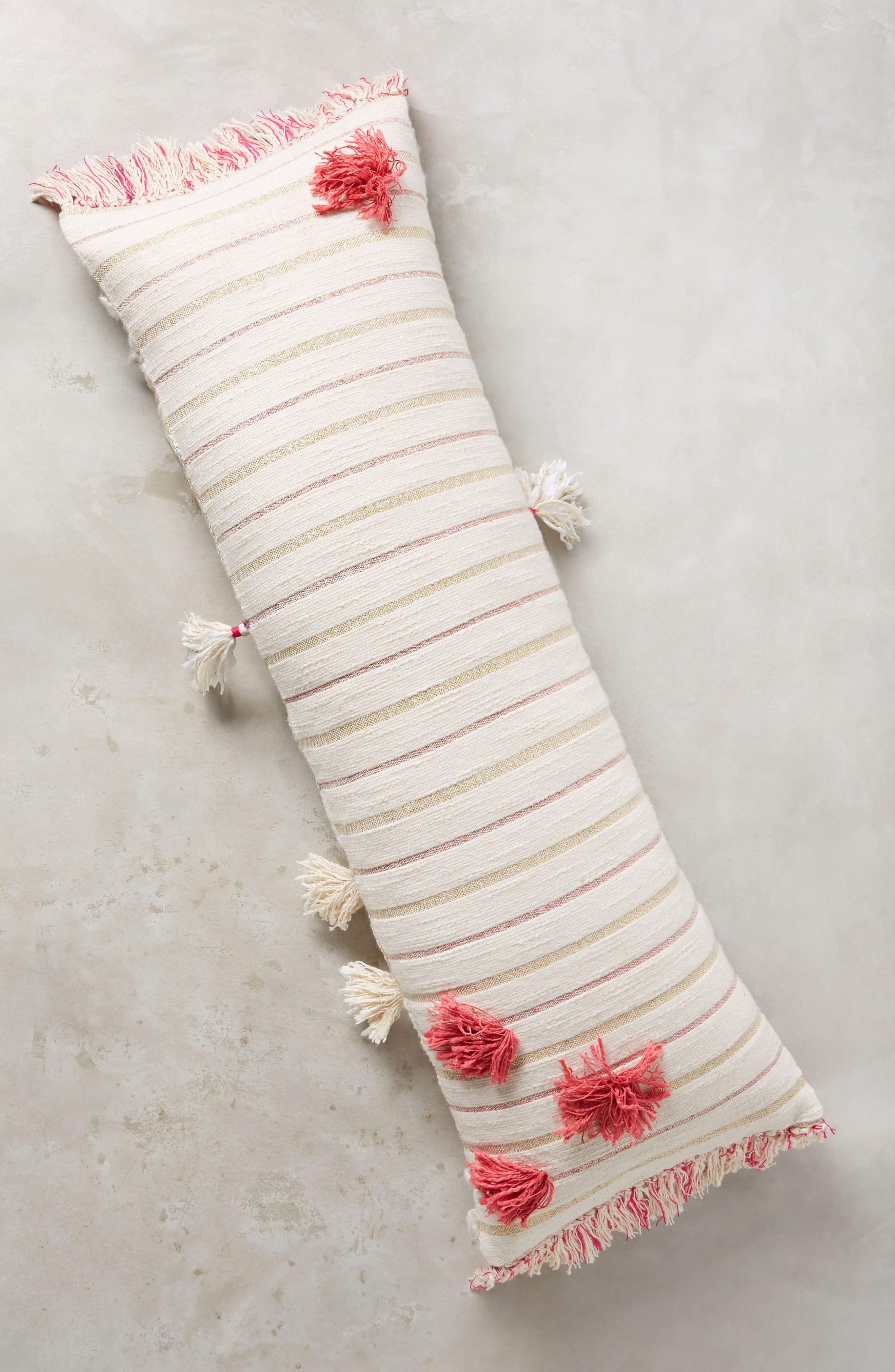 x All Roads Design Open Market Accent Pillow,                             Alternate thumbnail 2, color,                             Pink