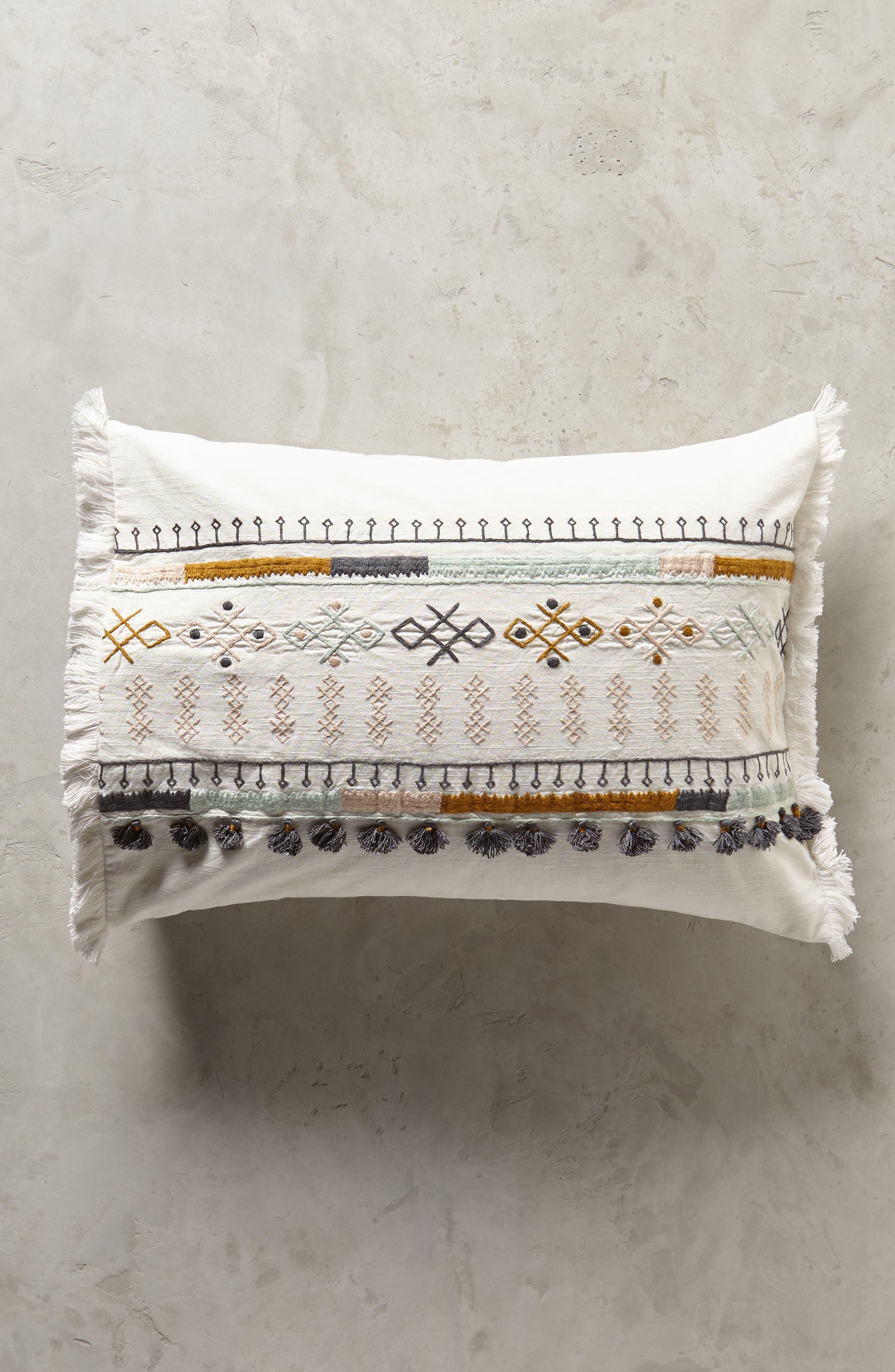 Anthropologie Kessabine Pillow Shams