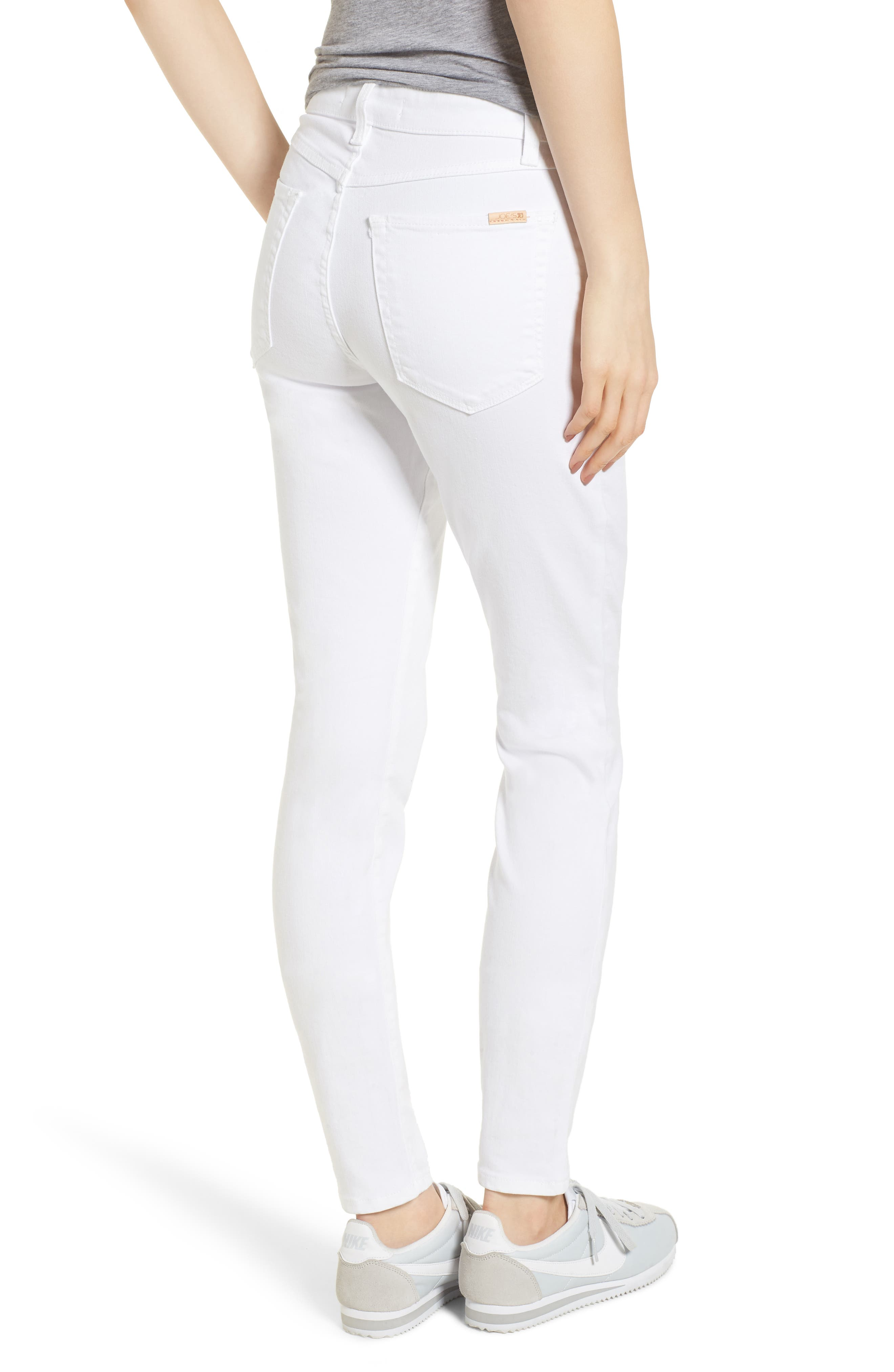 Charlie Skinny Jeans,                             Alternate thumbnail 2, color,                             Hennie