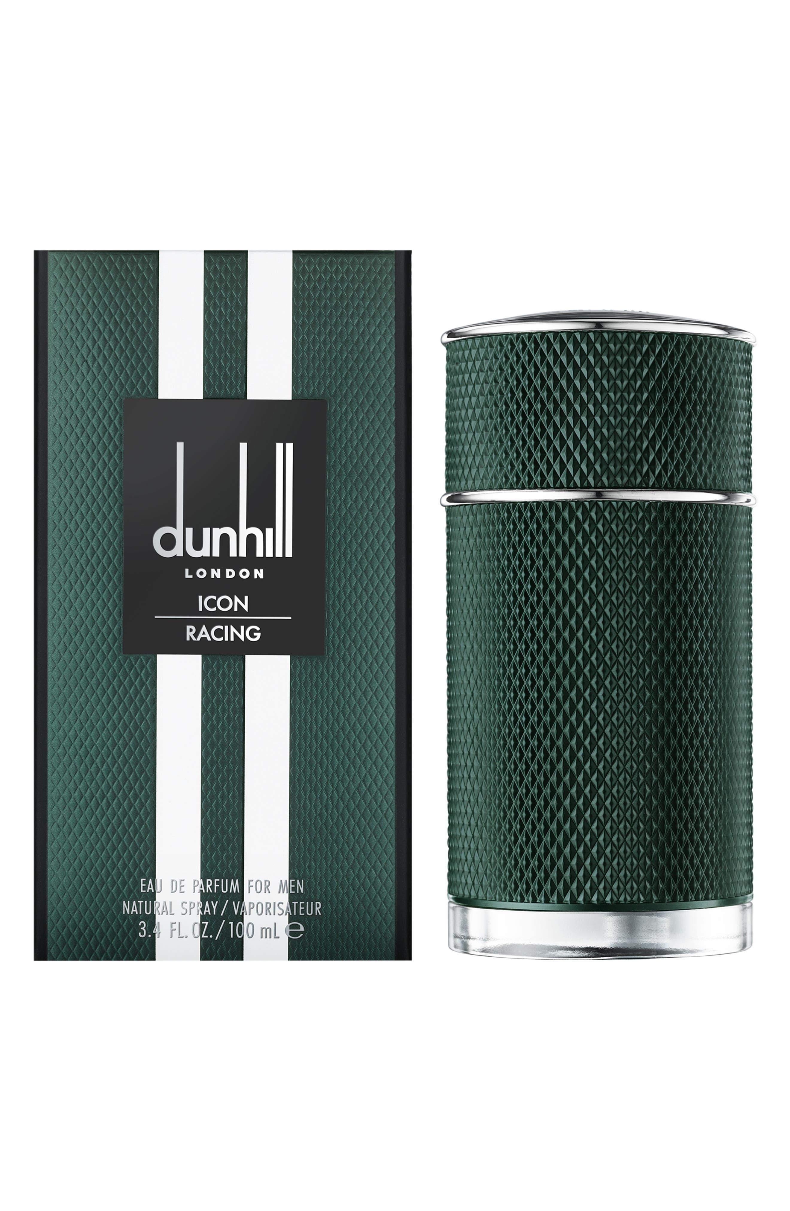 DUNHILL Icon Racing Eau De Parfum, 3.4 Oz./ 100 Ml