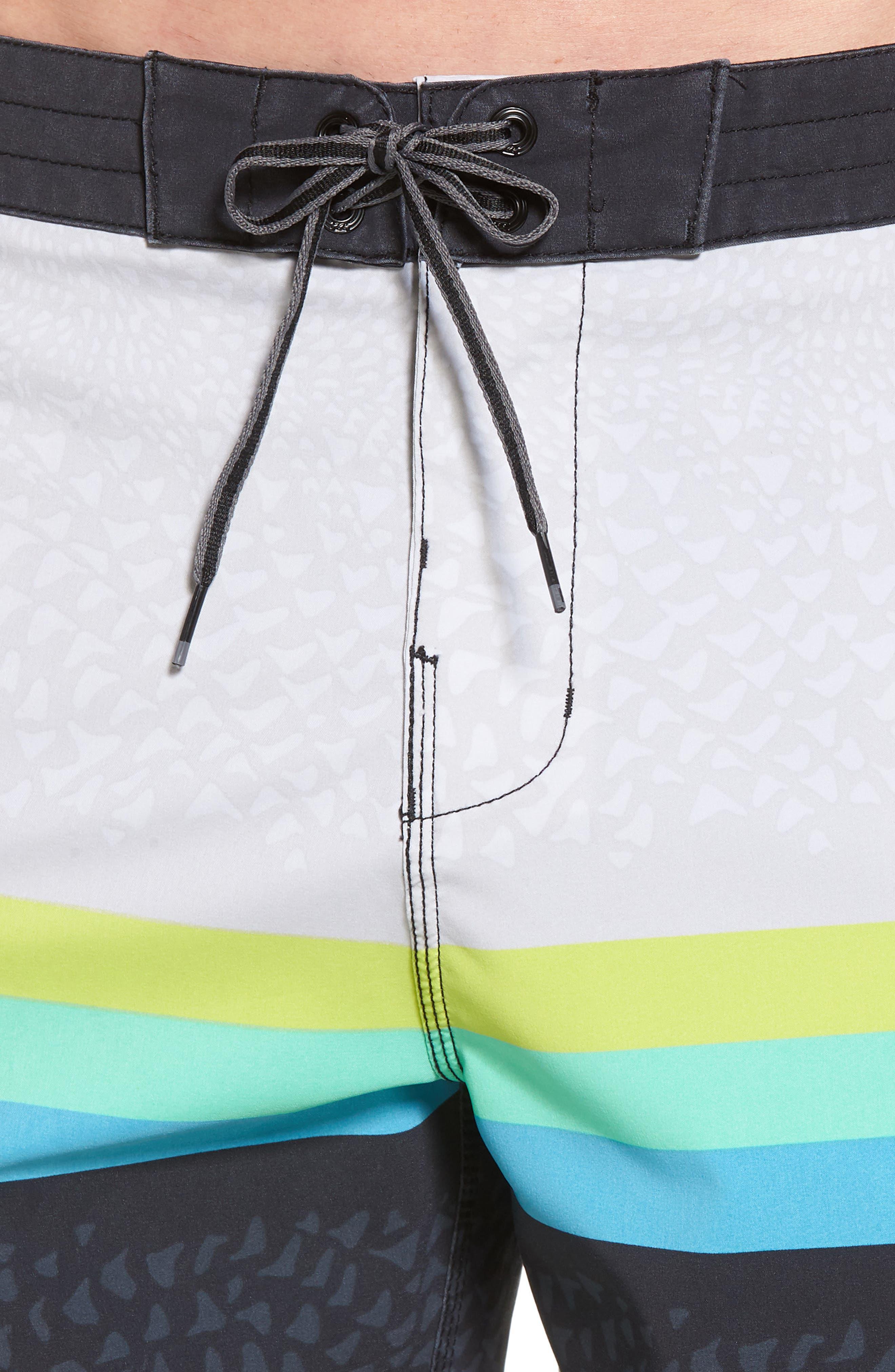 Alternate Image 4  - Billabong Fifty50 Low Tide Swim Trunks