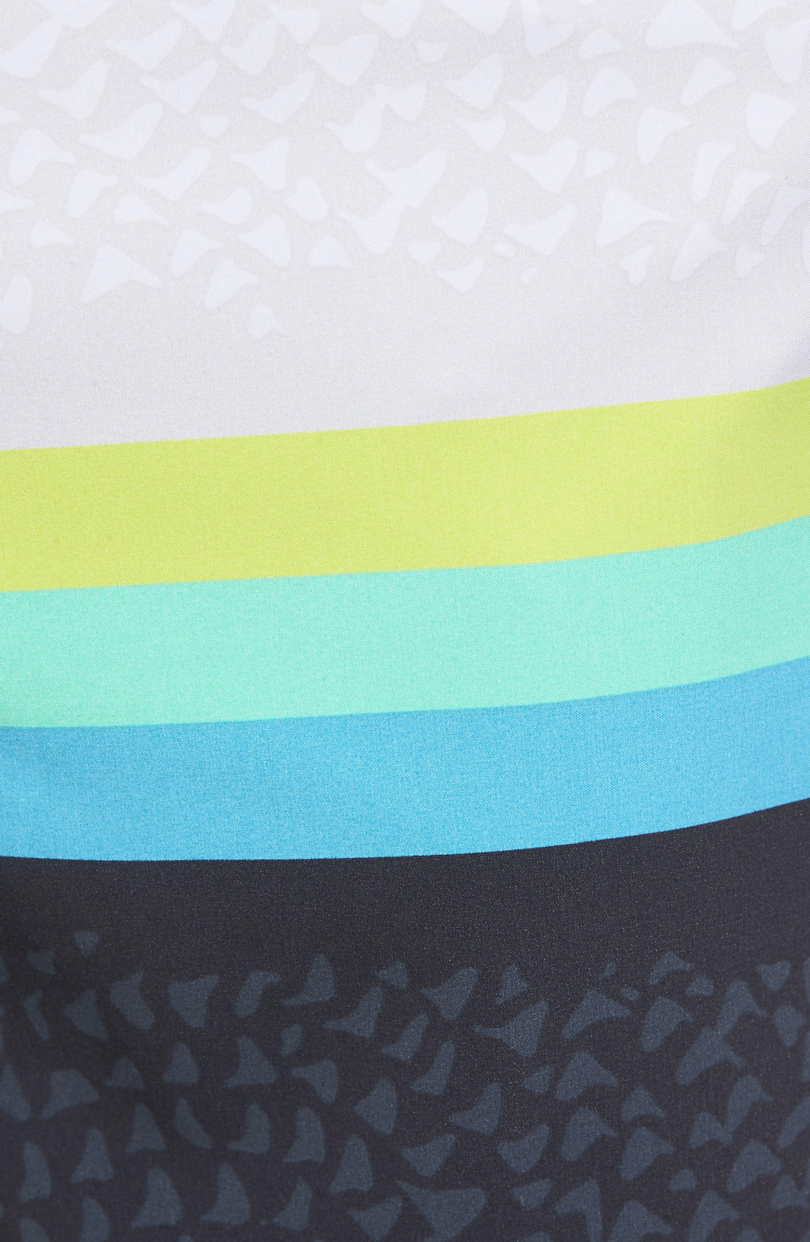 Alternate Image 5  - Billabong Fifty50 Low Tide Swim Trunks