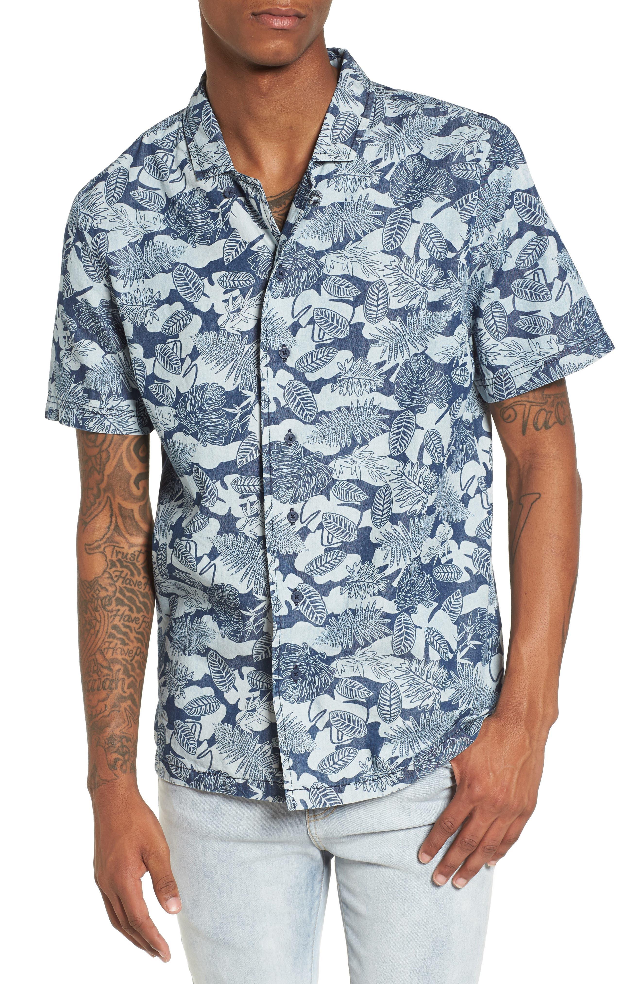 Native Youth Oceanic Shirt