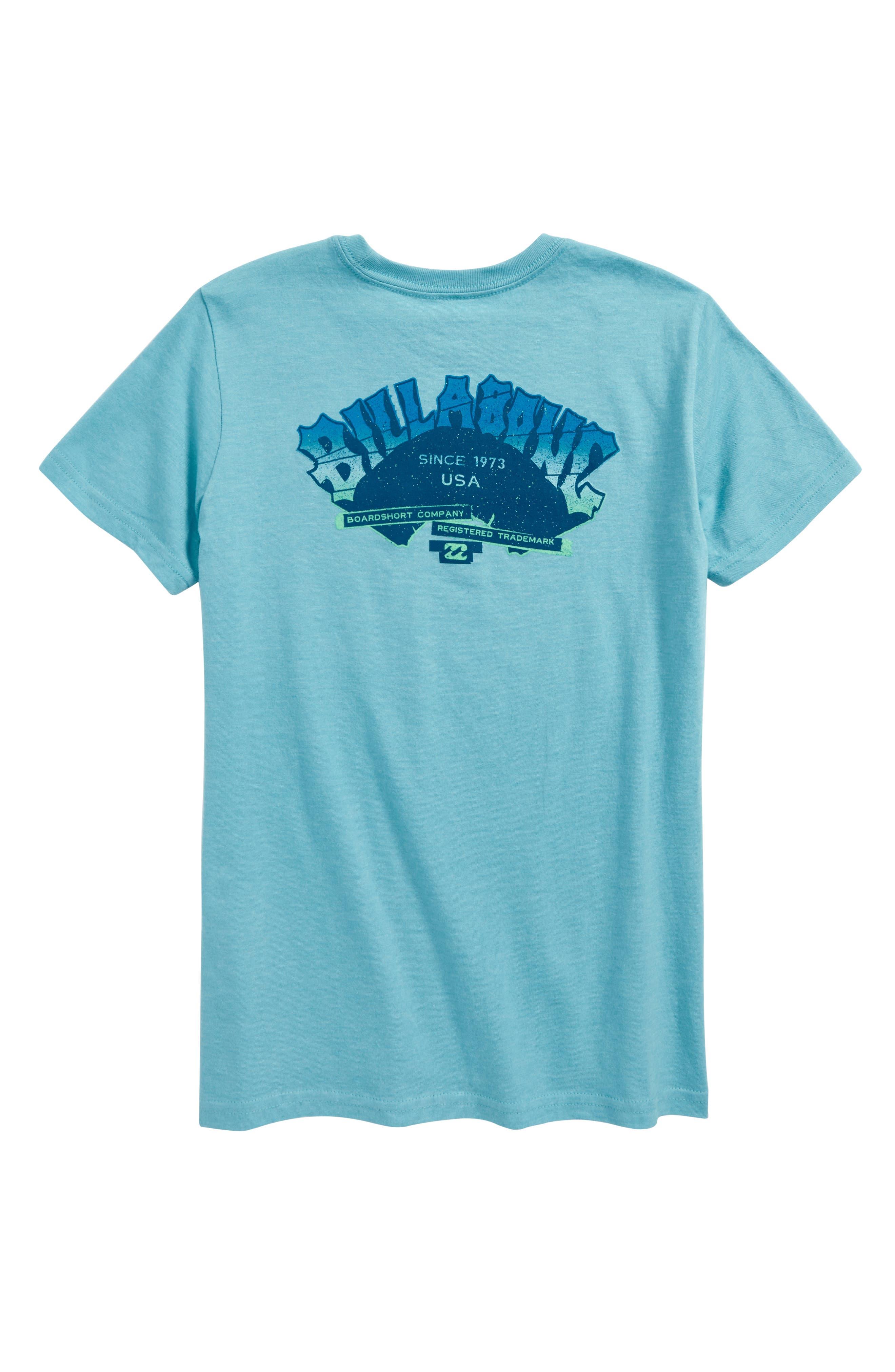 Alternate Image 2  - Billabong Dicer Graphic T-Shirt (Big Boys)