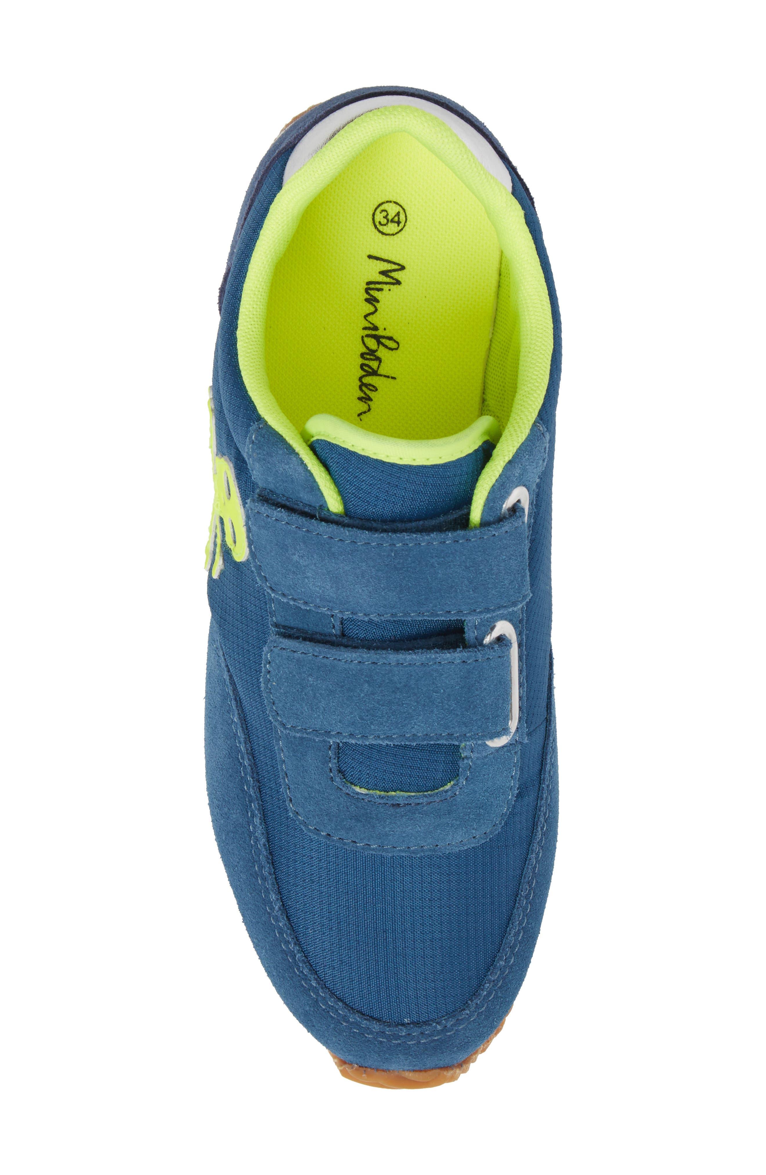 Alternate Image 5  - Mini Boden Print Sneakers (Toddler, Little Kid & Big Kid)