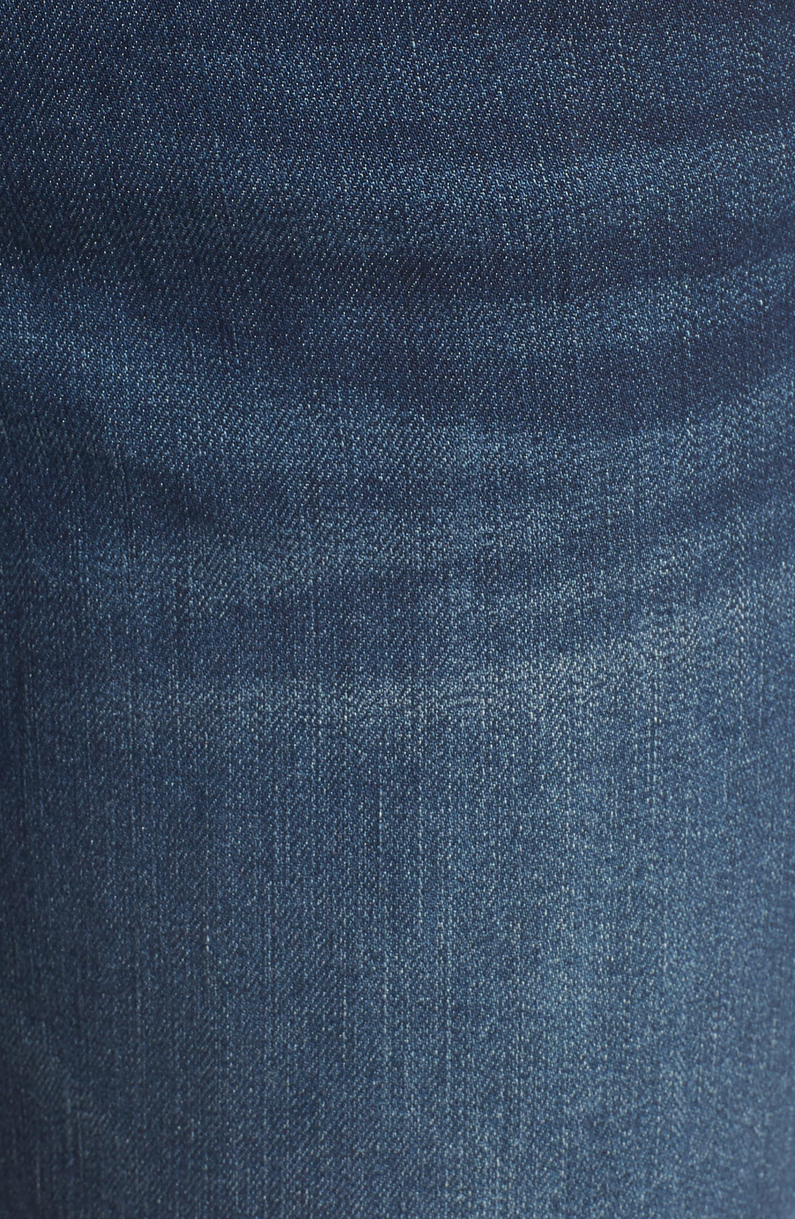 Alternate Image 5  - Wit & Wisdom Ab-solution Cuffed Denim Shorts (Nordstrom Exclusive)