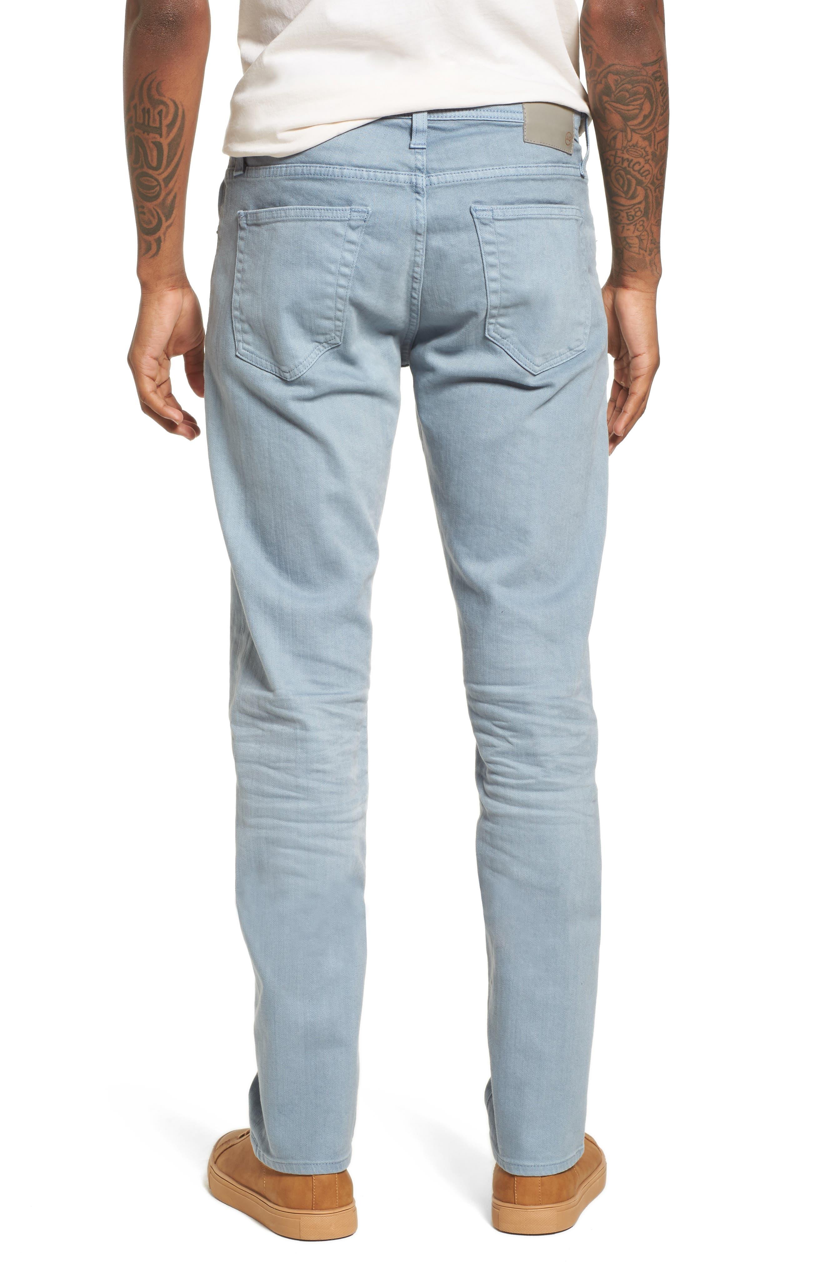 Tellis Slim Fit Jeans,                             Alternate thumbnail 2, color,                             7 Years Ocean Mist