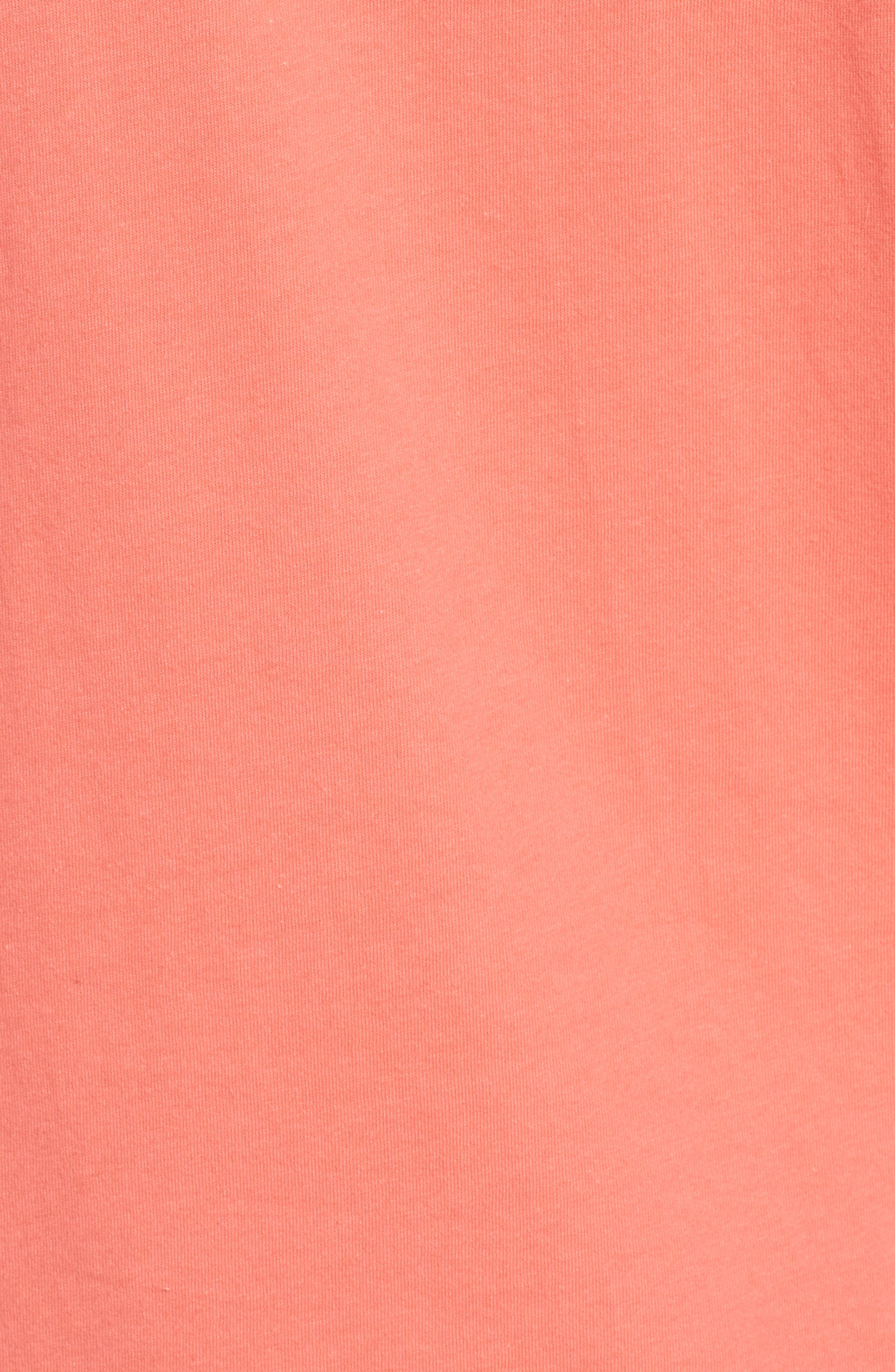 Retro Graphic T-Shirt,                             Alternate thumbnail 5, color,                             Dubarry