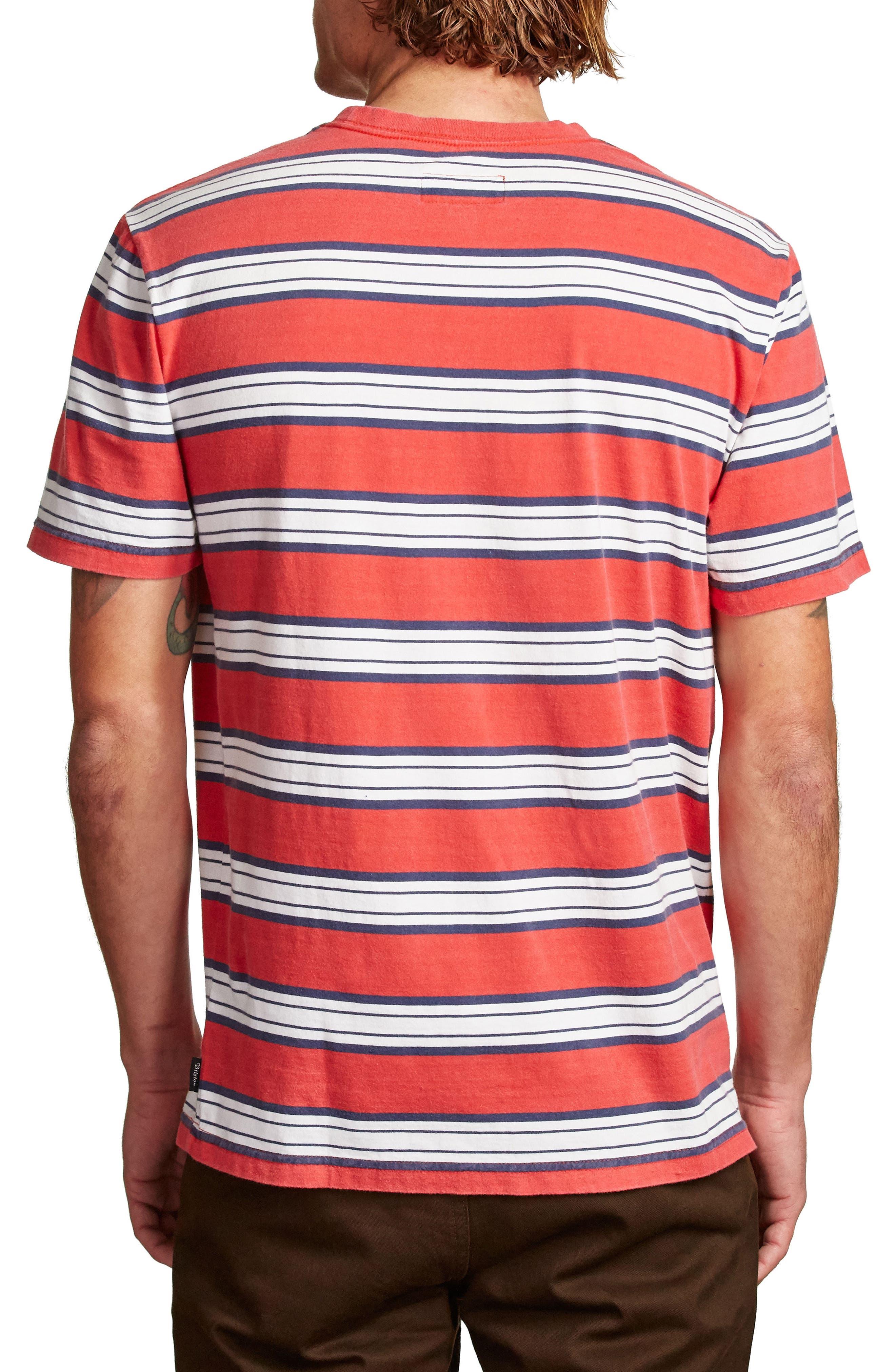 Hilt T-Shirt,                             Alternate thumbnail 2, color,                             Red