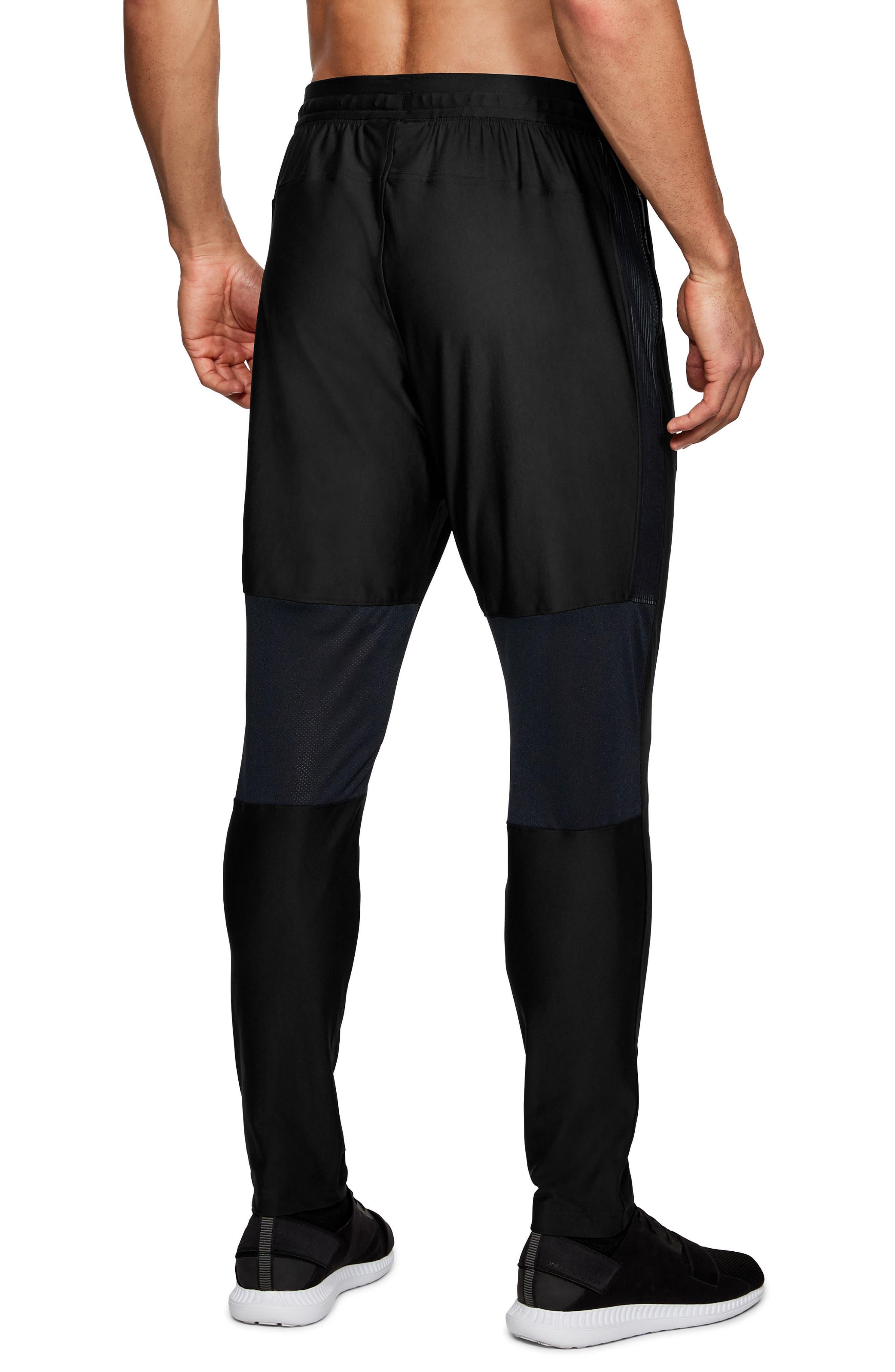 Threadborne Vanish Pants,                             Alternate thumbnail 2, color,                             Black/ Anthracite