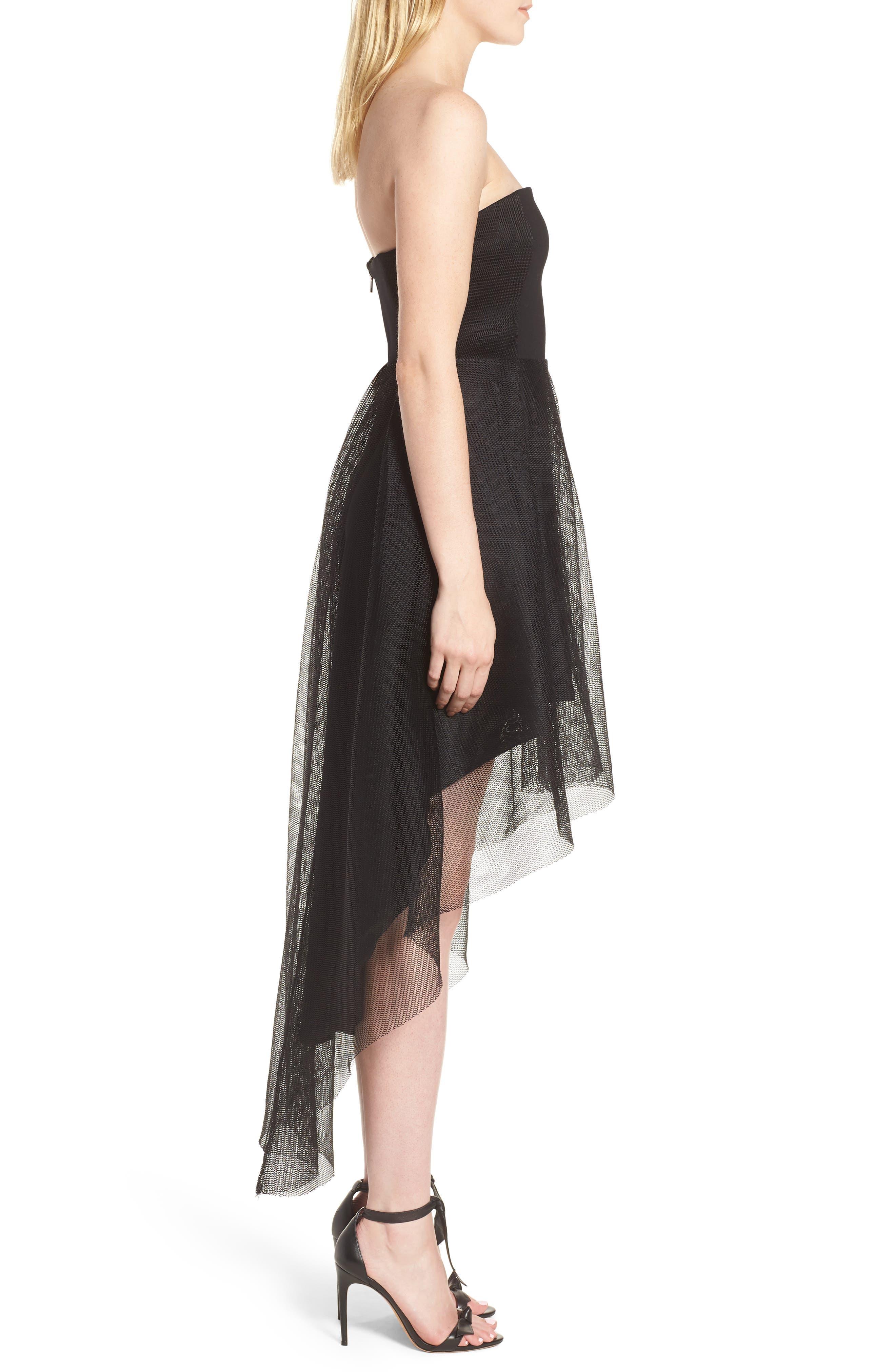 Alternate Image 3  - Elliatt Elysian High/Low Dress