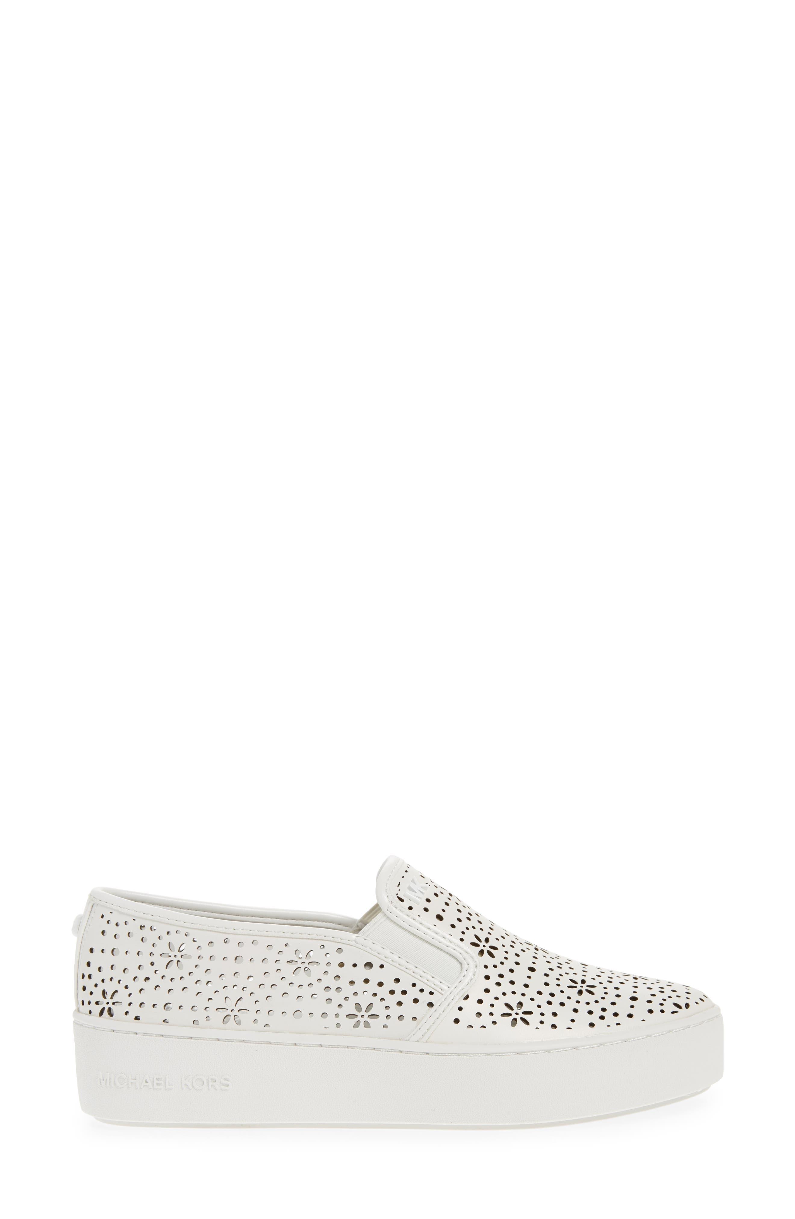 Alternate Image 3  - MICHAEL Michael Kors Trent Slip-On Sneaker (Women)