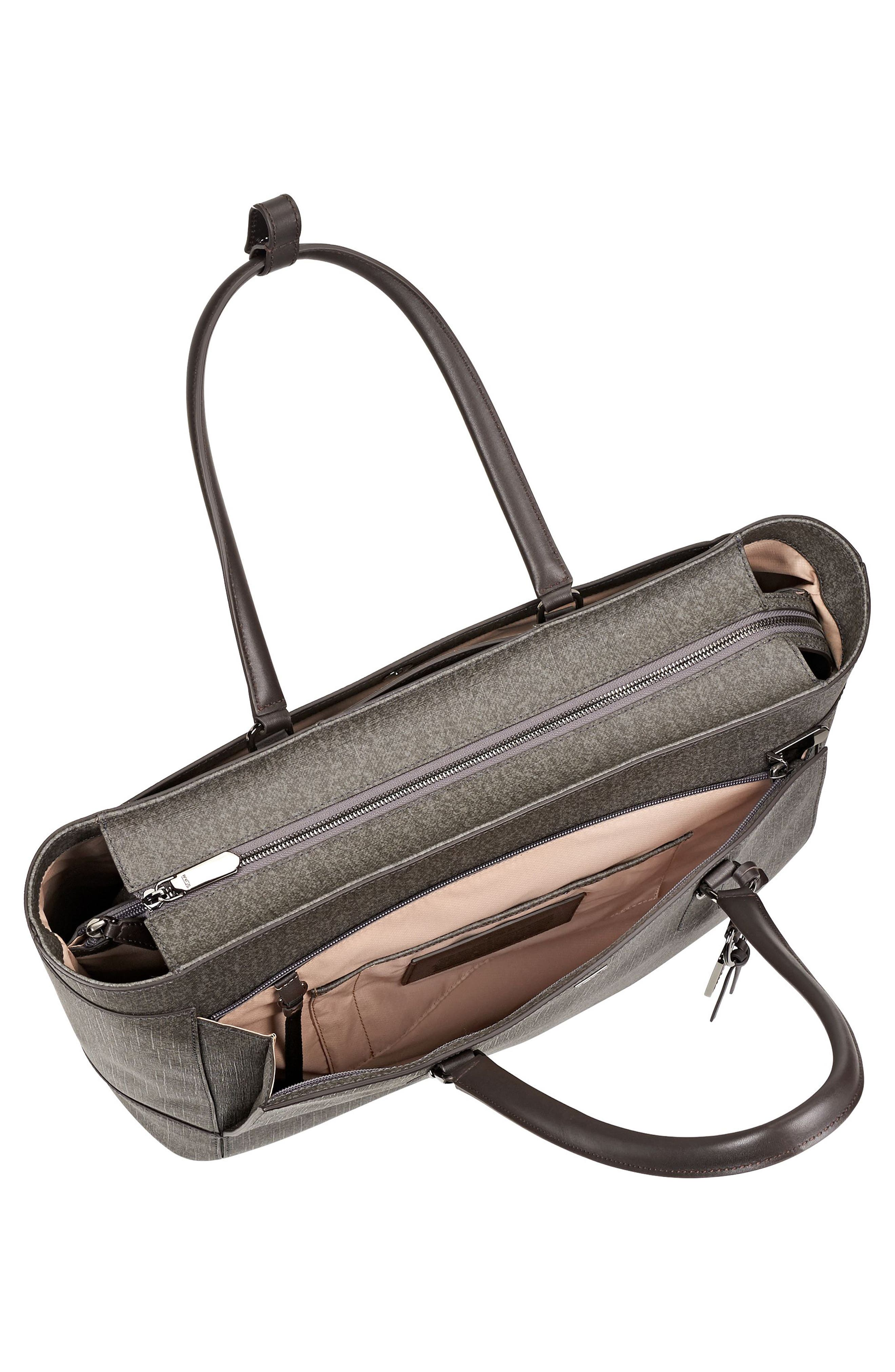 Stanton Business Tote,                             Alternate thumbnail 3, color,                             Earl Grey