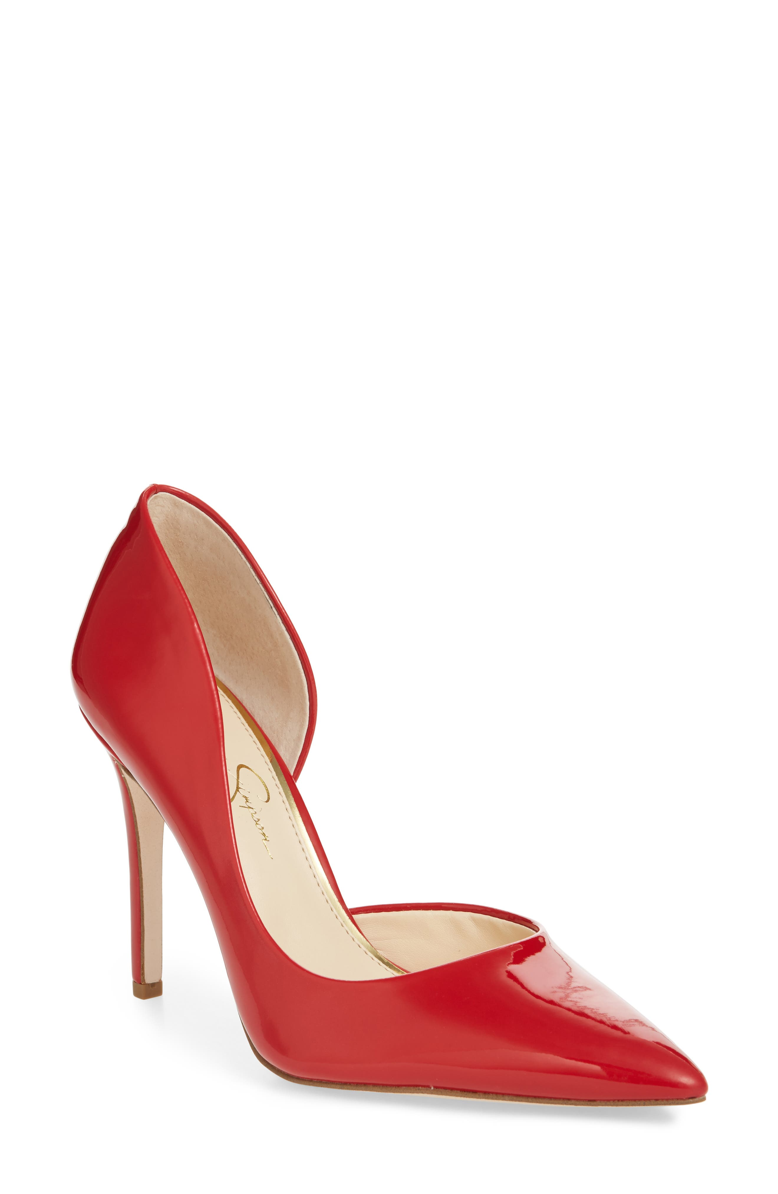 Pheona Pump,                         Main,                         color, Red Muse