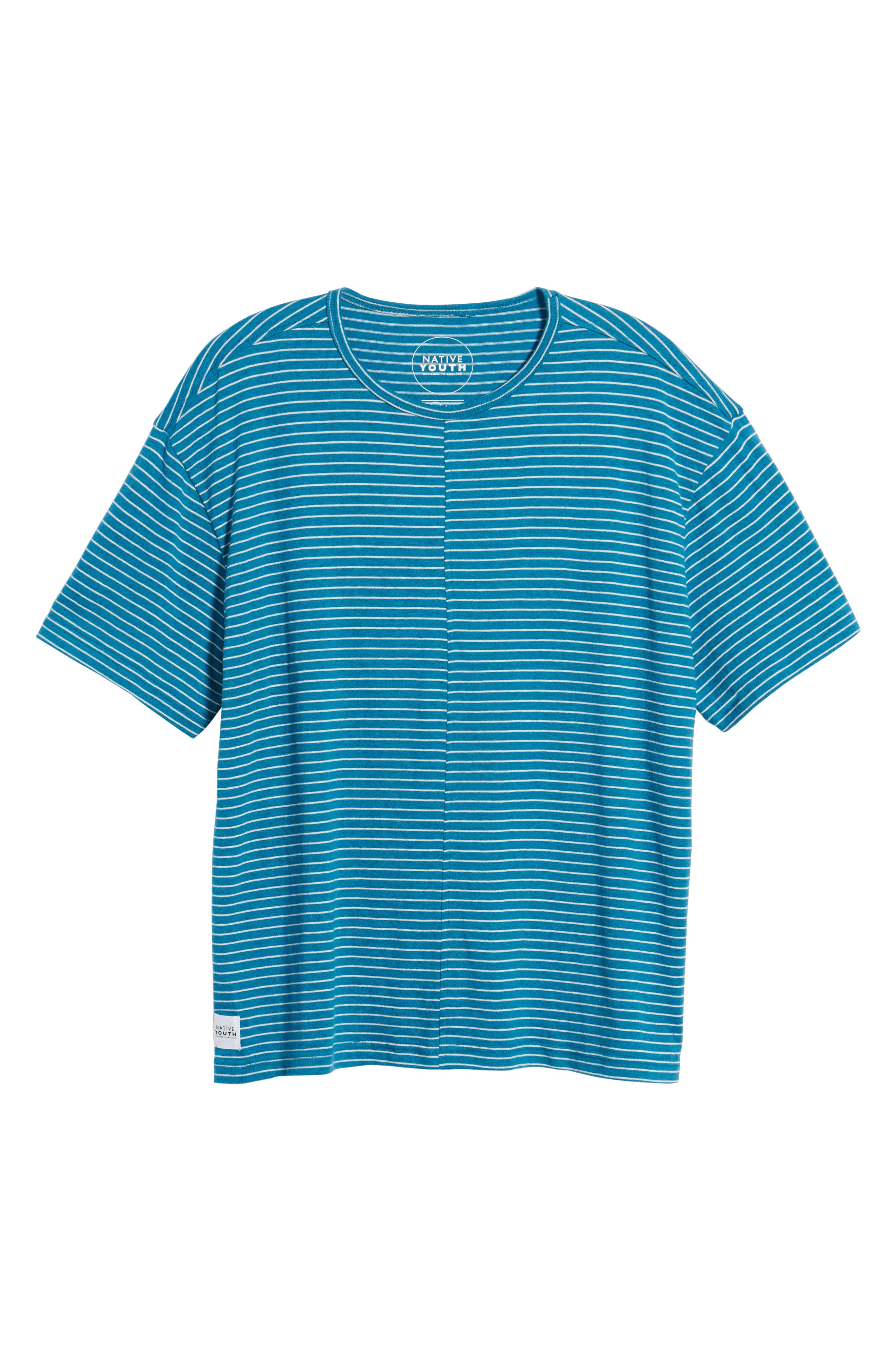 Boost T-Shirt,                             Alternate thumbnail 6, color,                             Teal