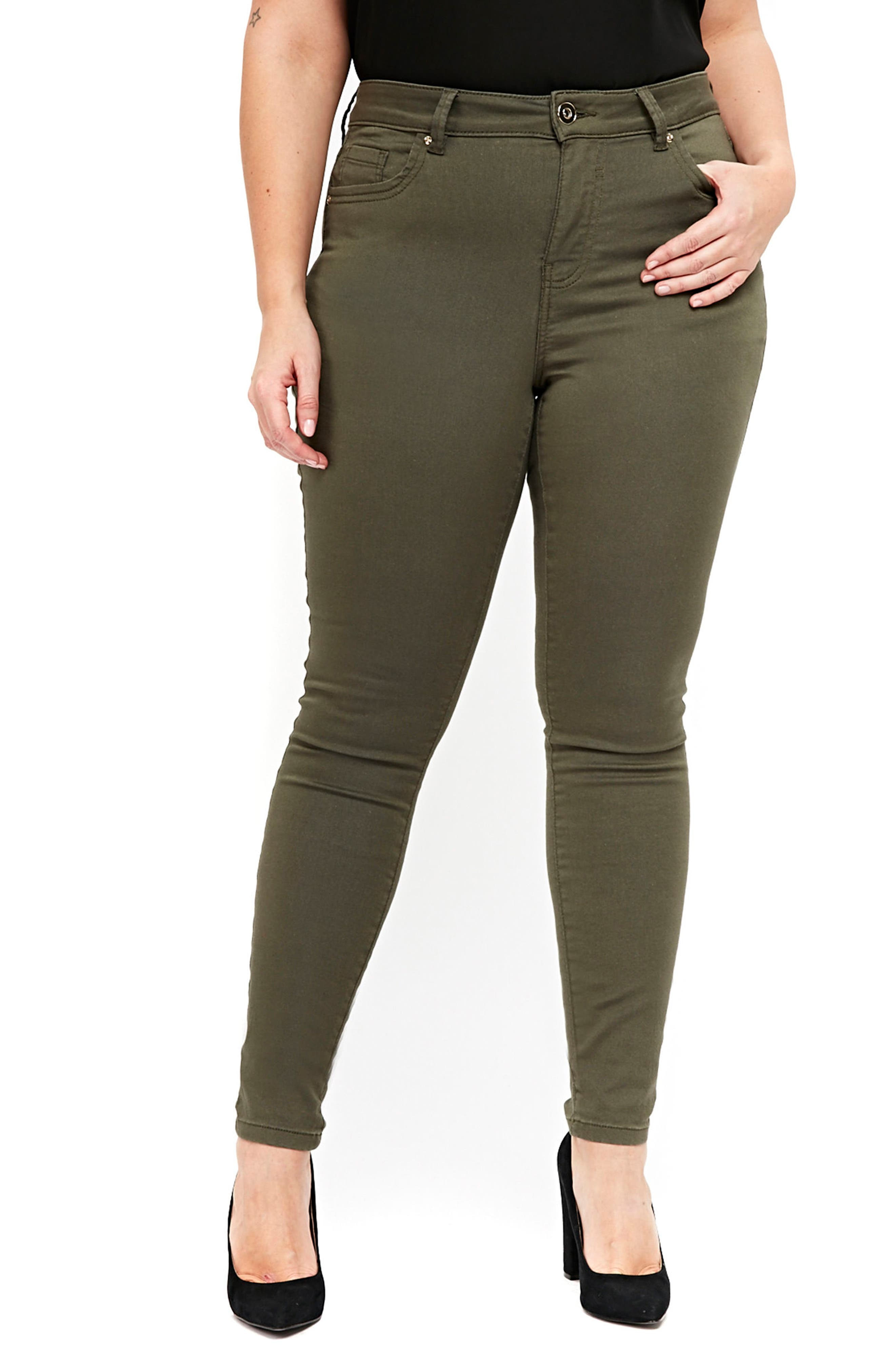Evans Skinny Jeans (Plus Size)