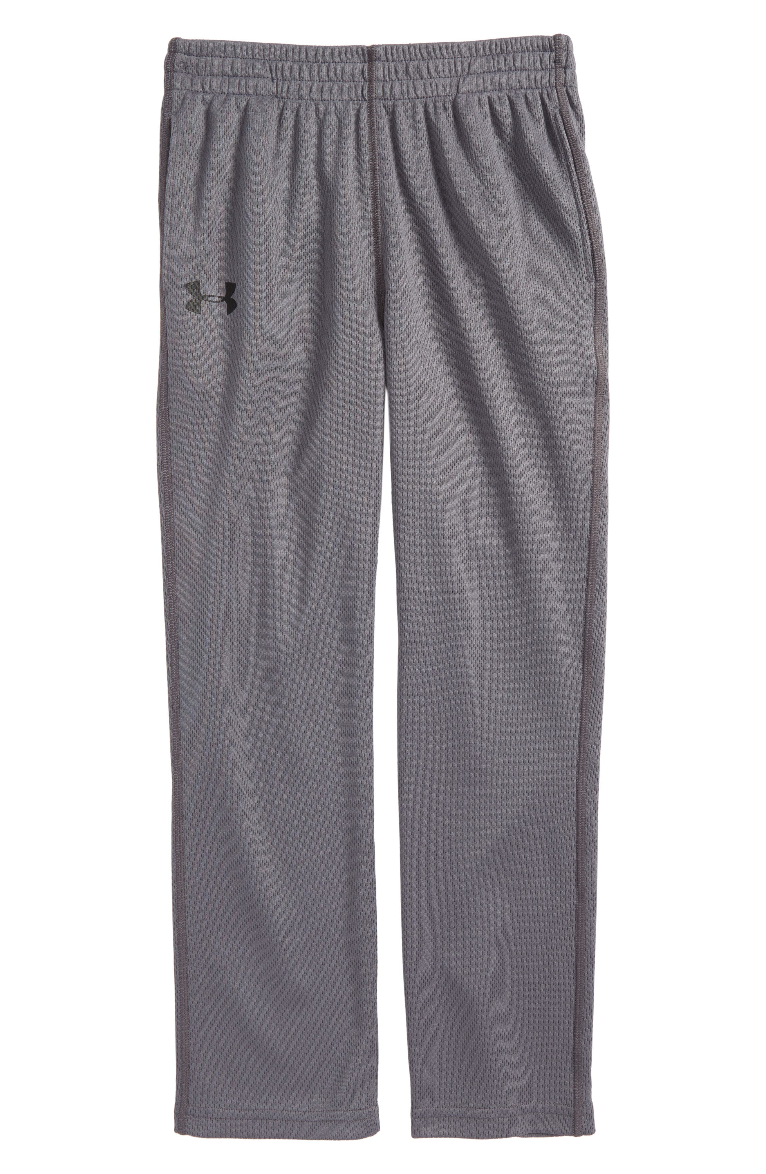 Alternate Image 1 Selected - Under Armour Mesh Pants (Toddler Boys & Little Boys)