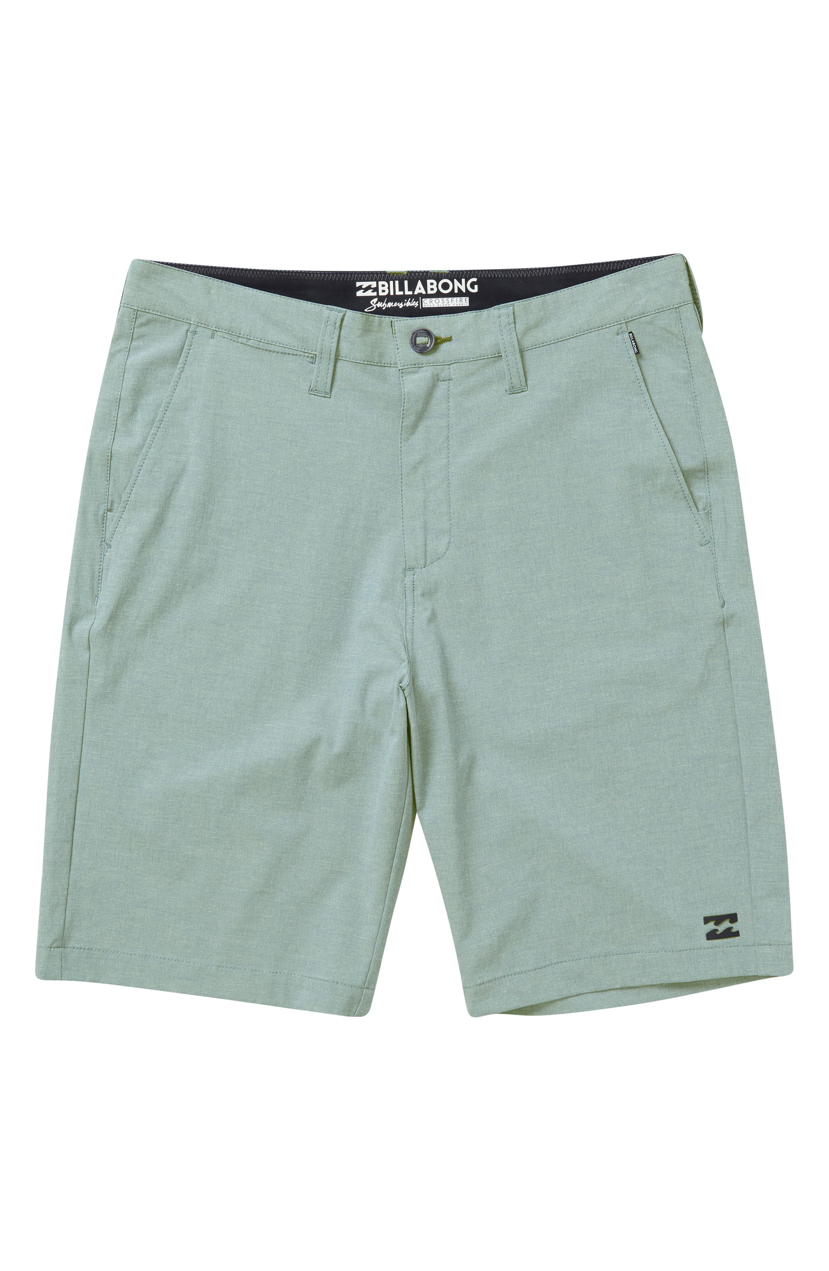 Crossfire X Hybrid Shorts,                         Main,                         color, Dusty Blue