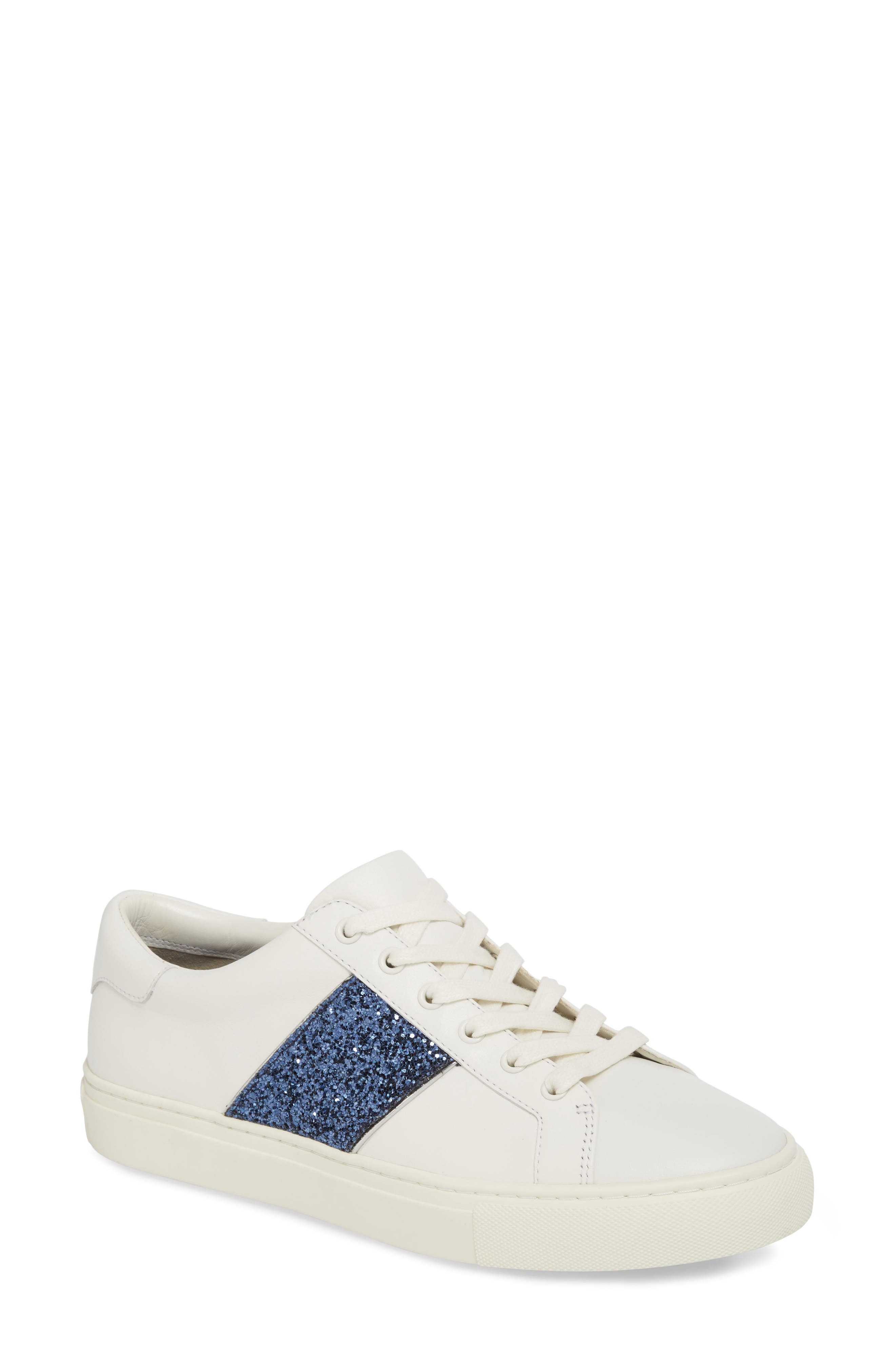 Tory Burch Carter Glitter Sneaker (Women)