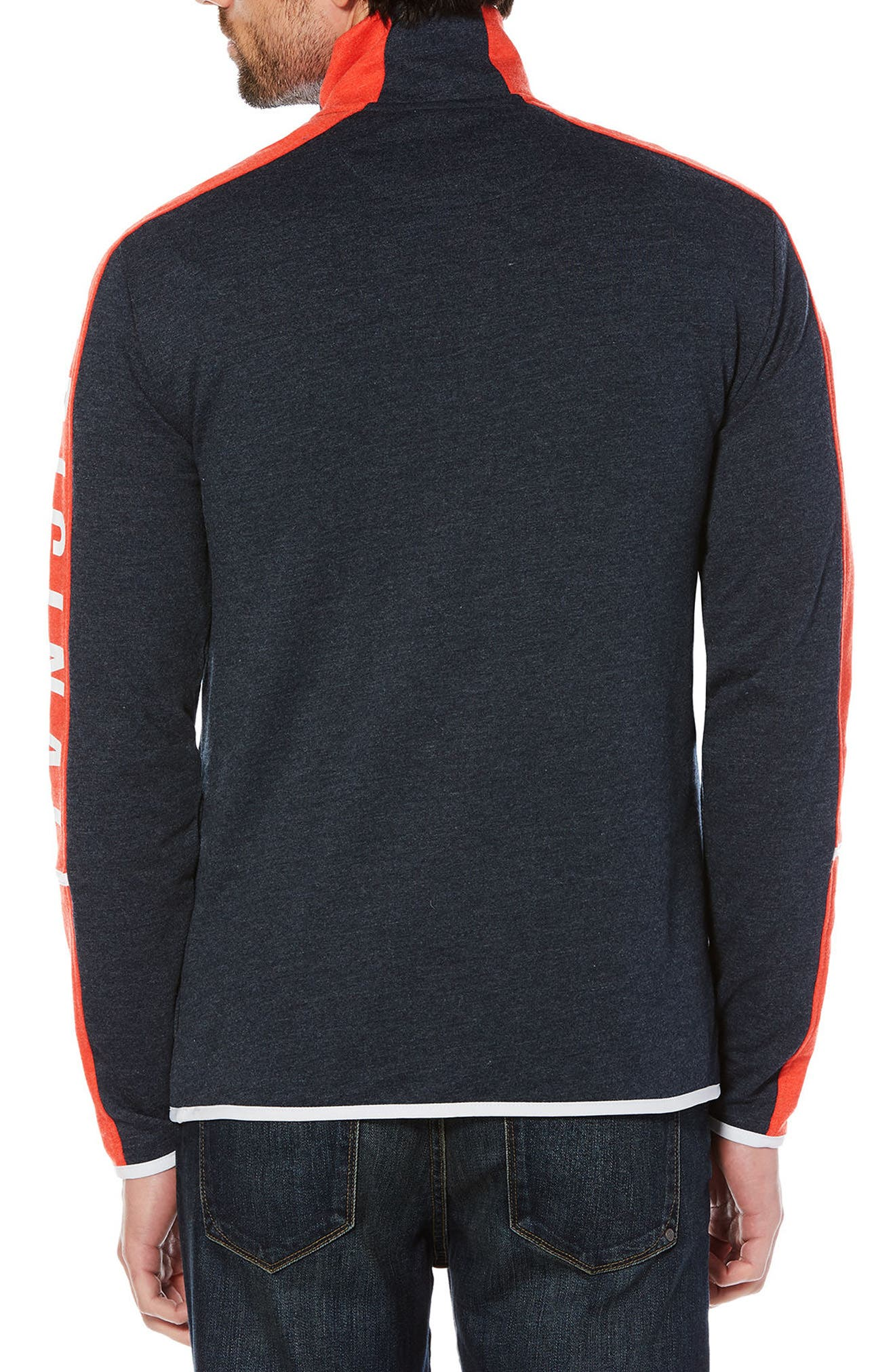Alternate Image 2  - Original Penguin Colorblock Pullover