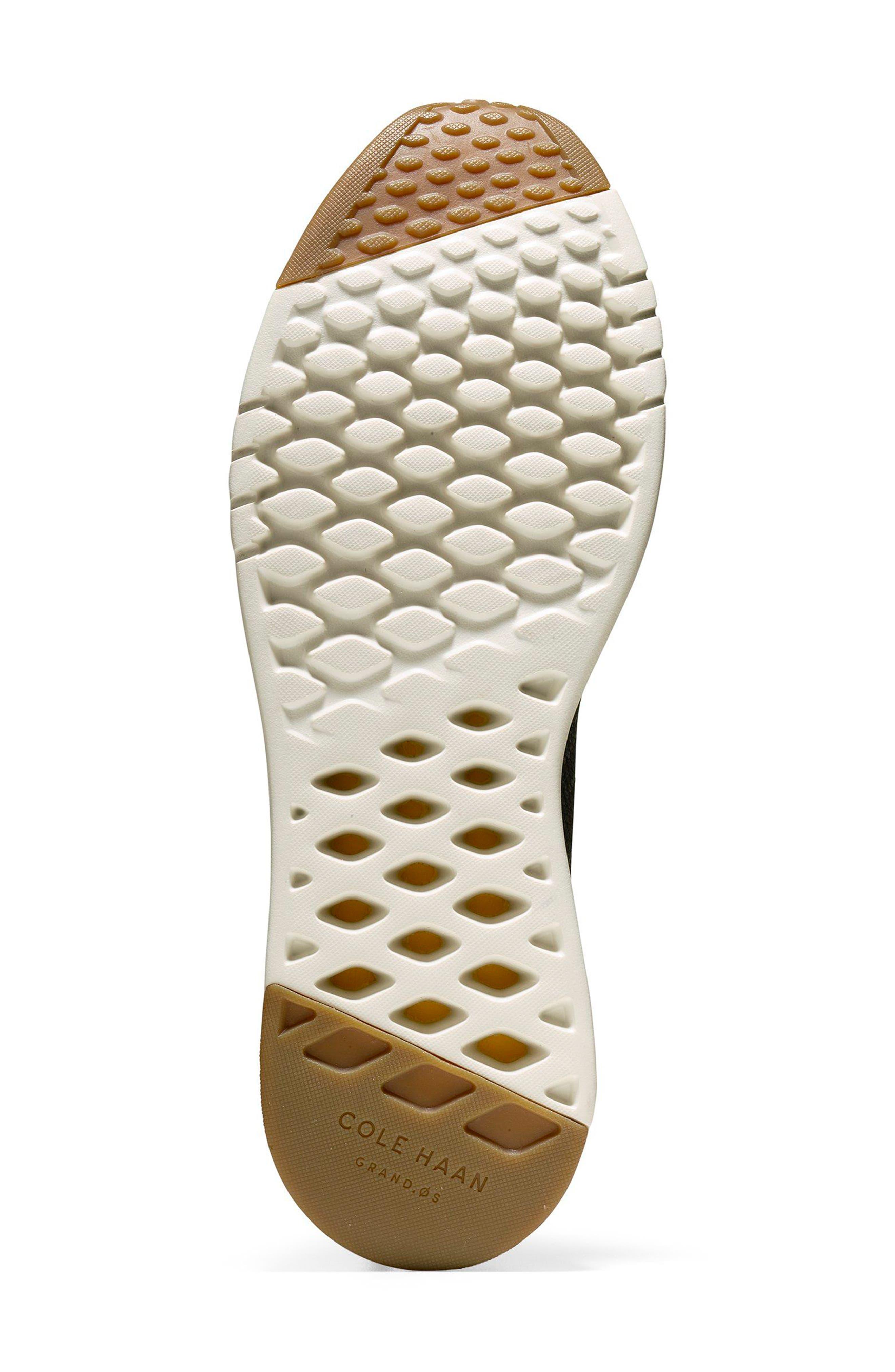 GrandPro Runner Stitchlite Sneaker,                             Alternate thumbnail 6, color,                             Black / Magnet