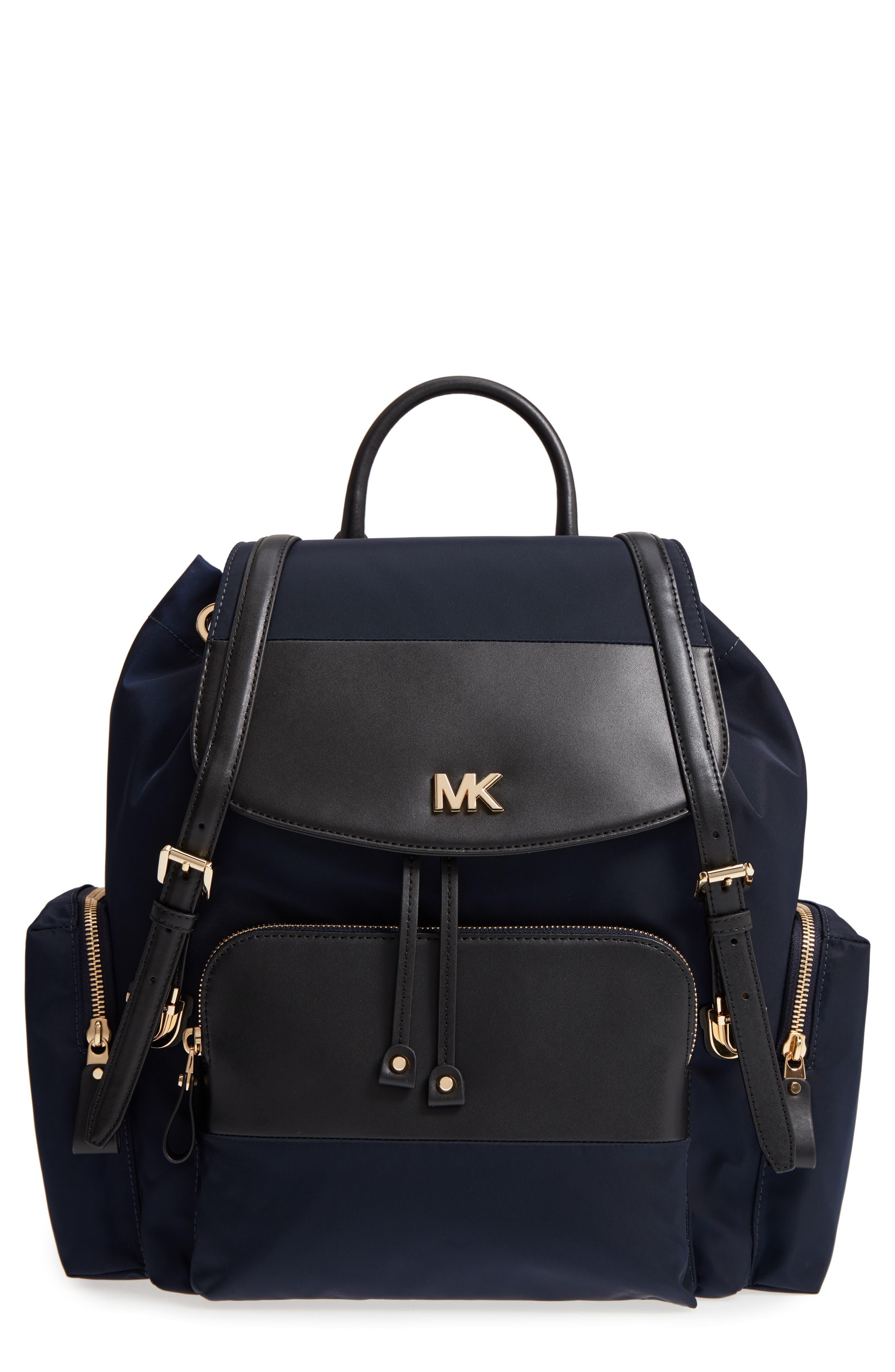 MICHAEL Michael Kors Large Nylon Diaper Backpack