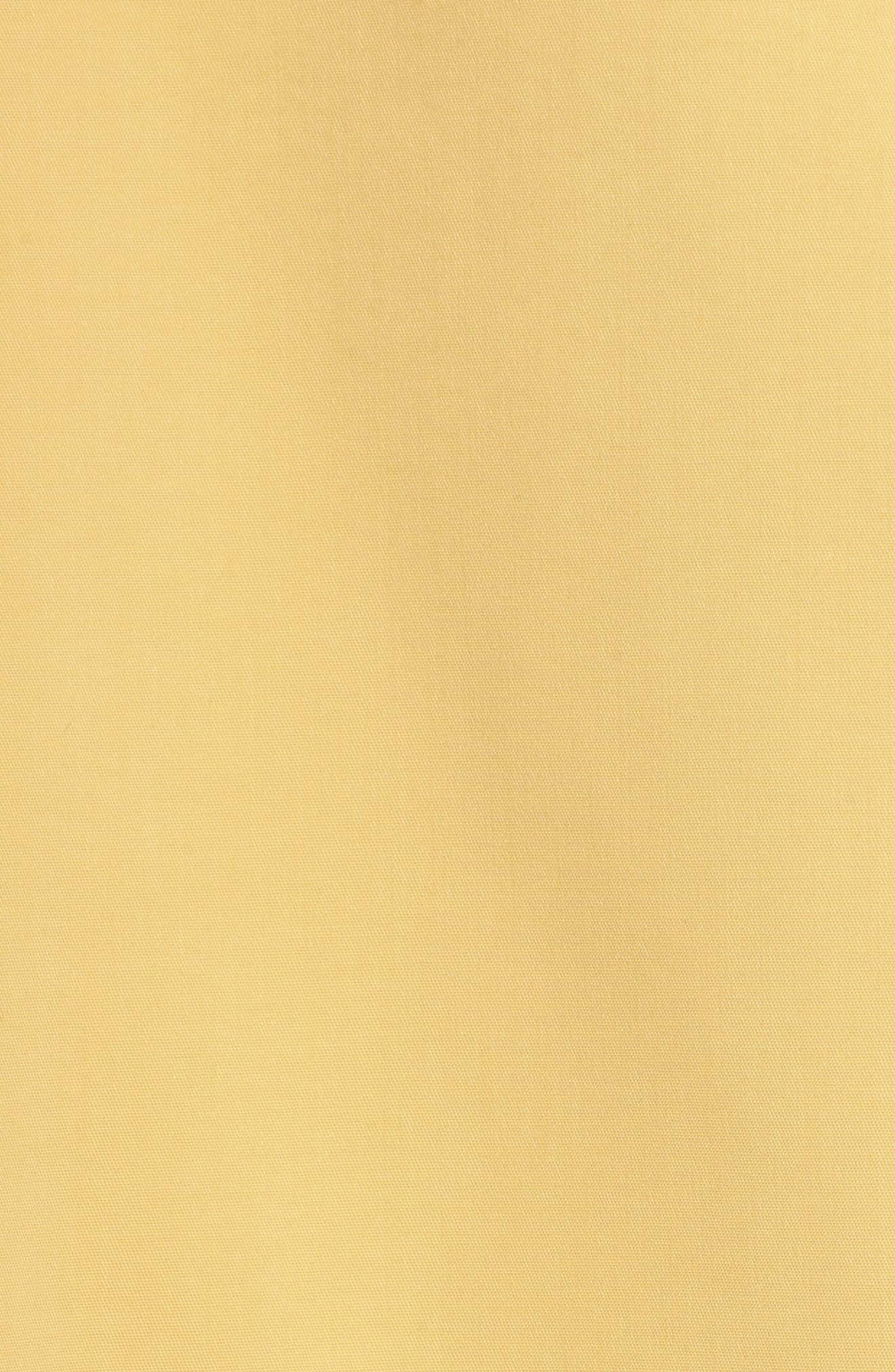 Milo Zip Jacket,                             Alternate thumbnail 5, color,                             Sienna Yellow