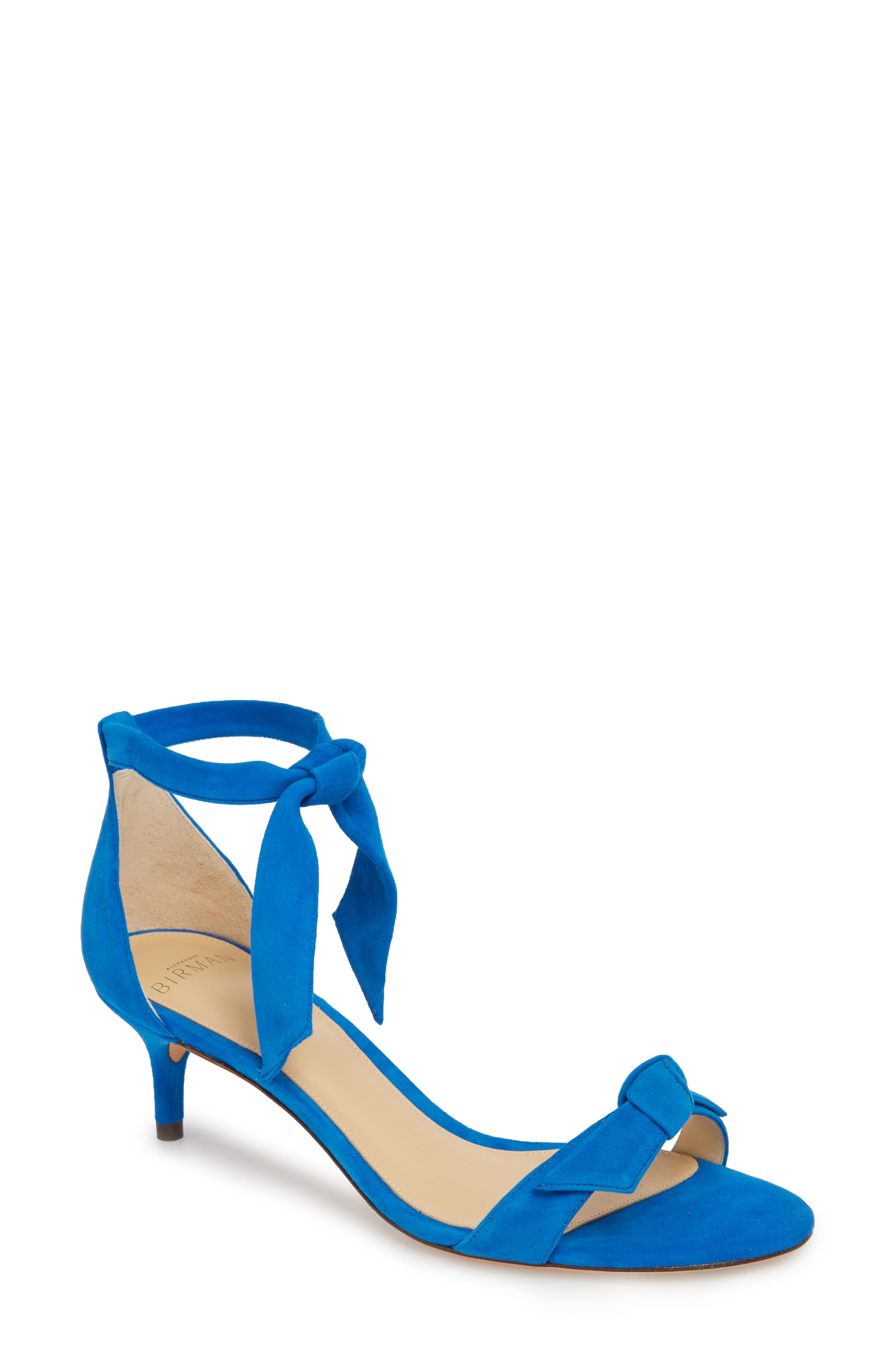 Alternate Image 1 Selected - Alexandre Birman Clarita Knotted Sandal (Women)